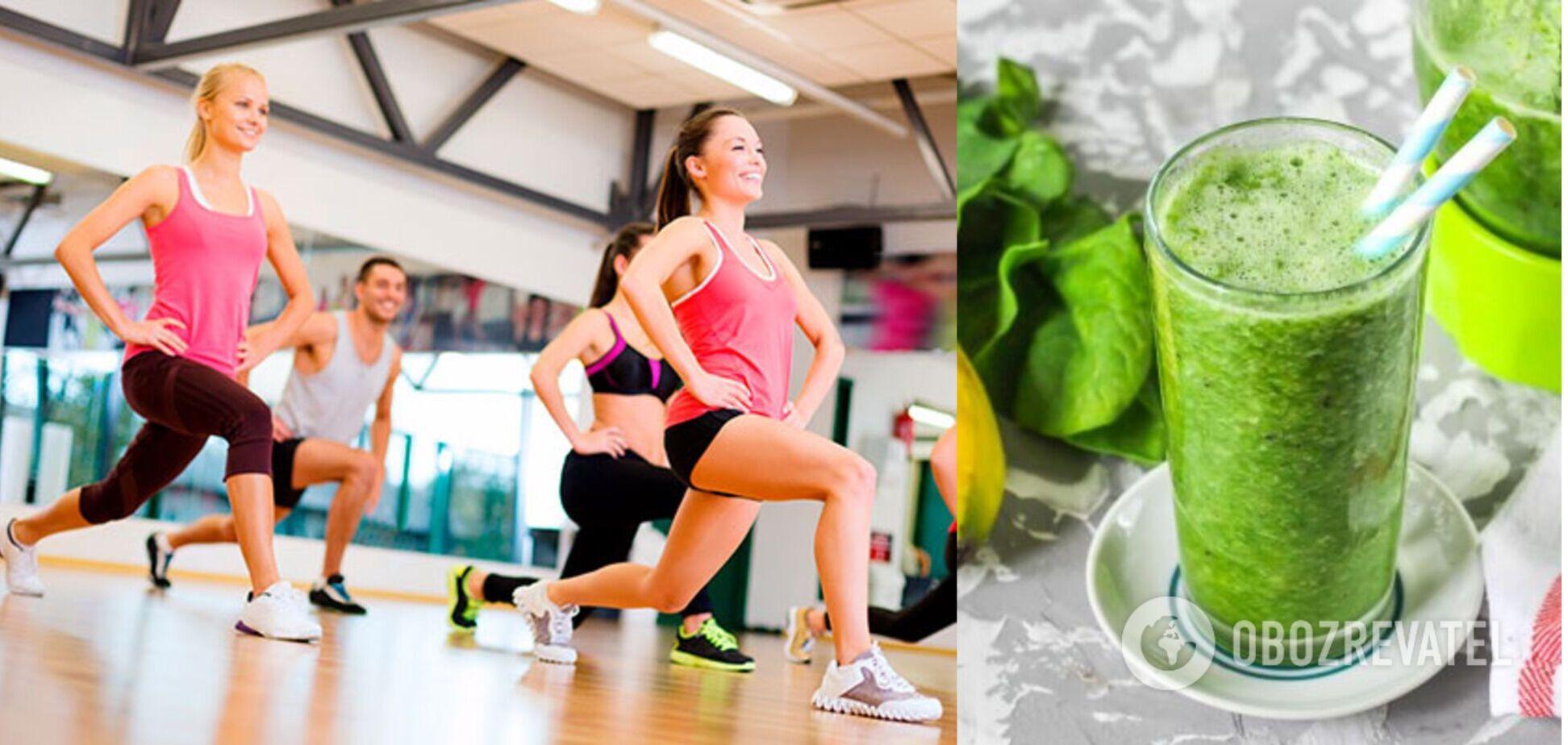Питание до и после тренировки для максимального эффекта