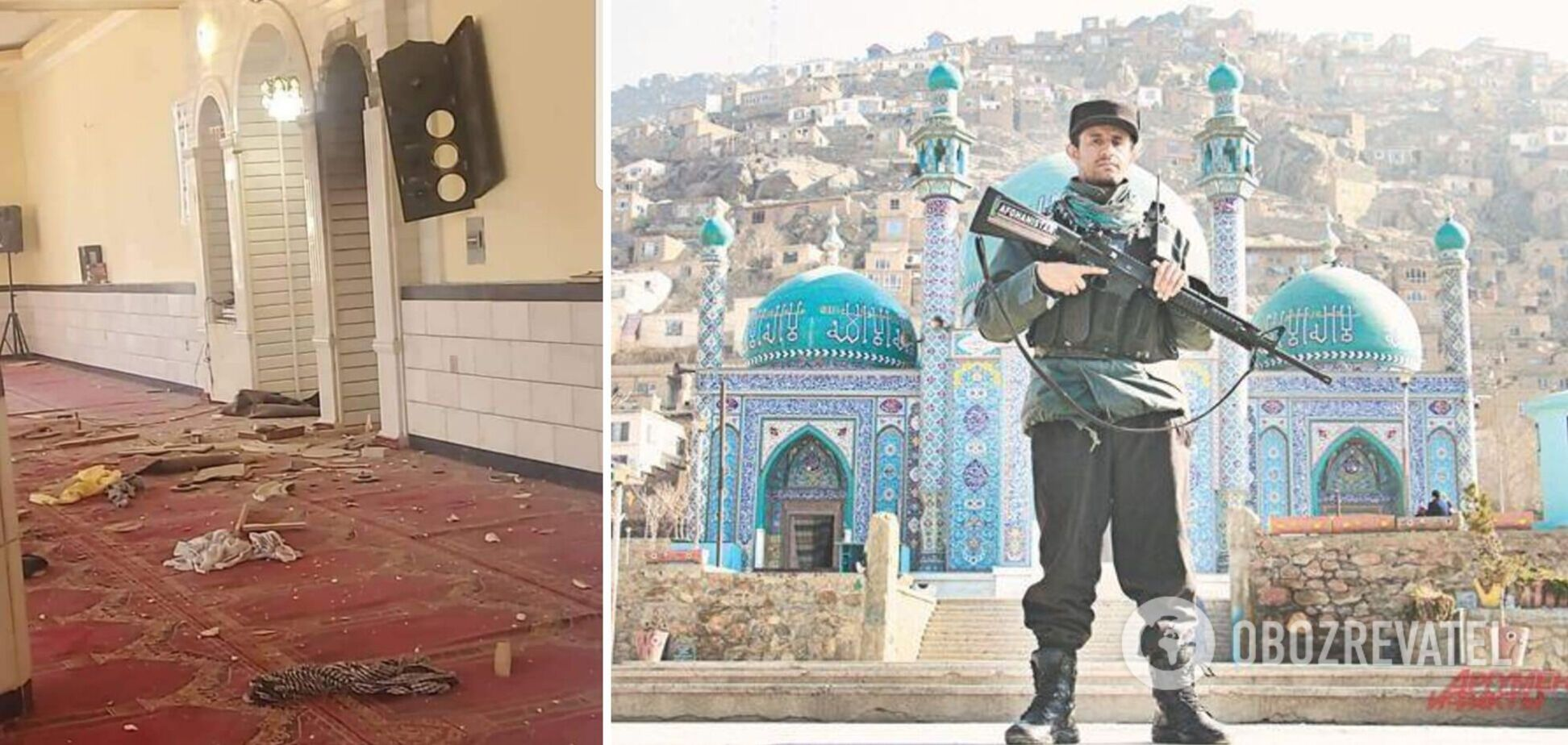 Имам мечети оказался среди жертв взрыва