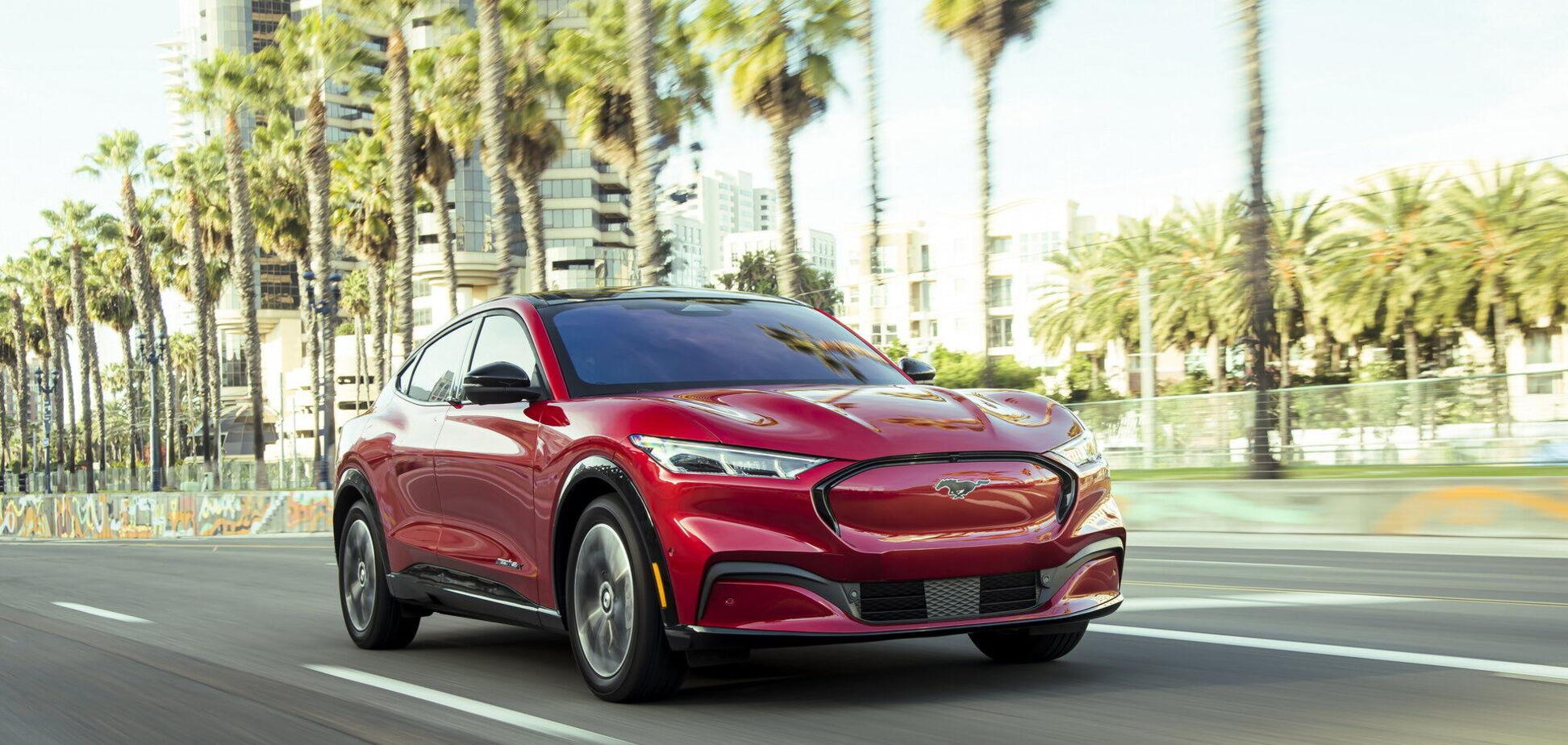 Ford зможе розширити лінійку електрокарів за рахунок Volkswagen