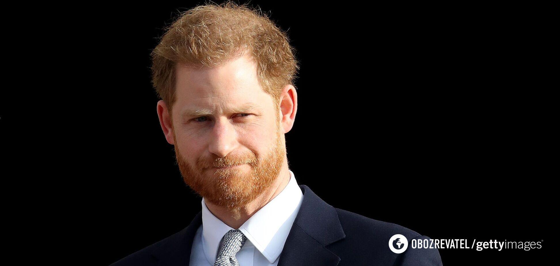 Принц Гаррі хотів піти з королівської сім'ї в 20 років