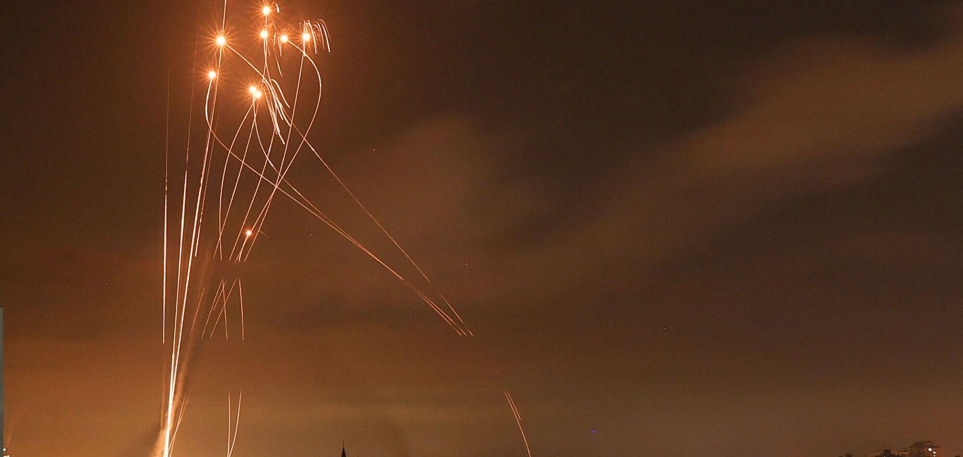 Ізраїль відбиває ракетні атаки ХАМАСу – ситуація на сьогодні