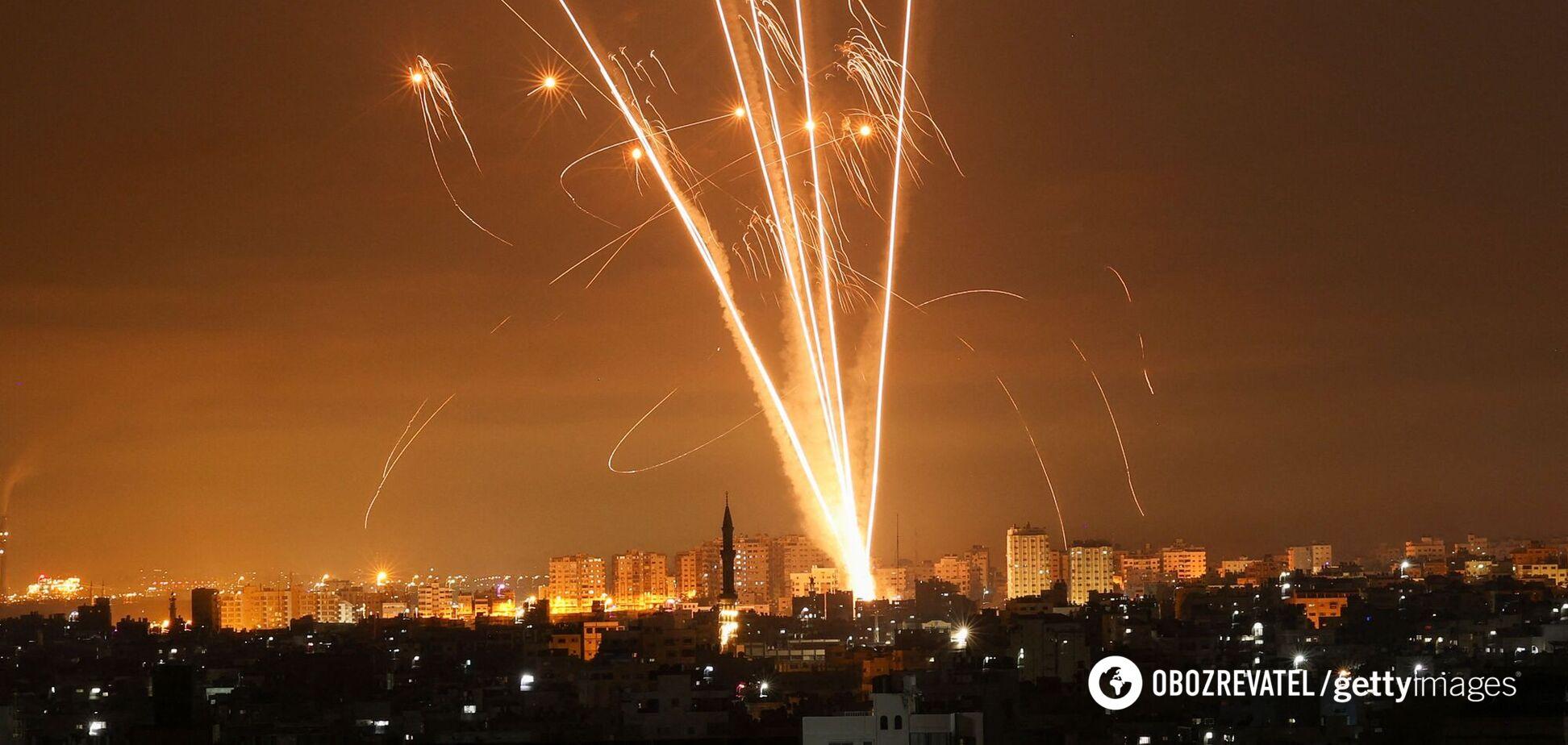 В Ізраїлі уточнили заяву військових про атаку в секторі Газа
