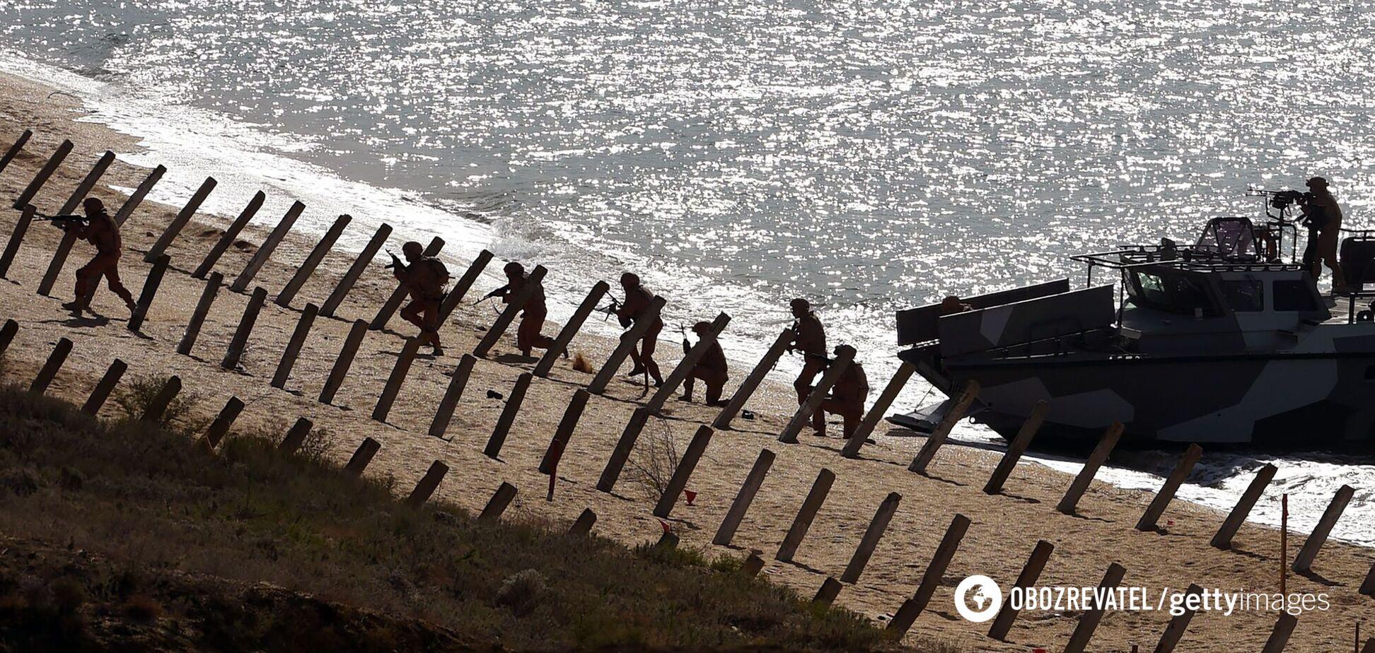 Росія анексувала український півострів Крим у 2014 році