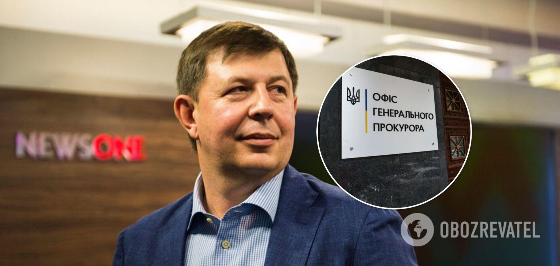 Генпрокурор – о расследовании госизмены Медведчука: отсутствие Козака не имеет значения