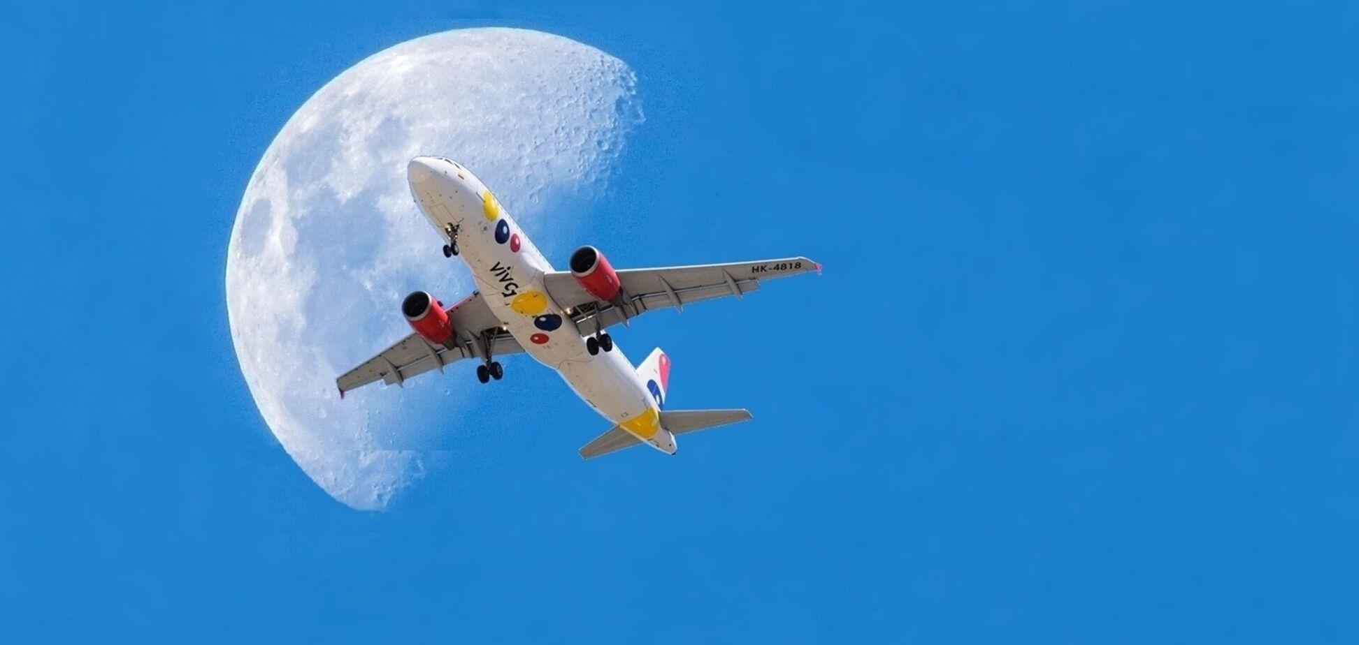 Літак вилетить з Сіднея