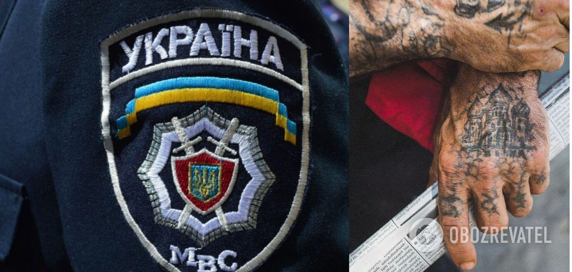 В МВД отреагировали на санкции против криминалитета