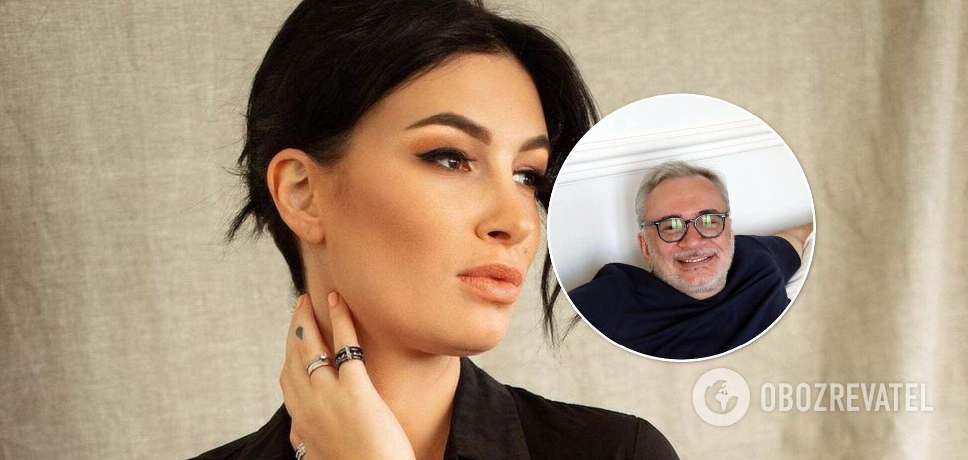 Приходько відреагувала на скандал про домагання Меладзе