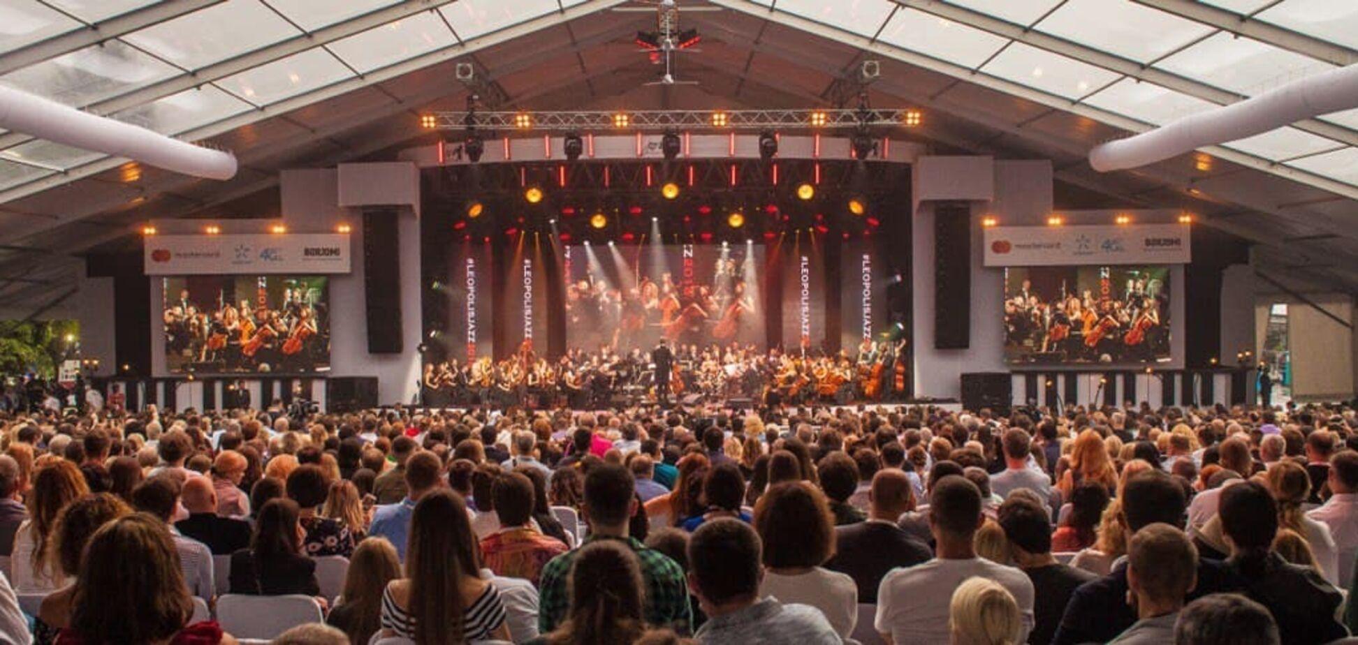 У Львові відбудеться Leopolis Jazz Fest: серед учасників SEAL та Вінтон Марсаліс