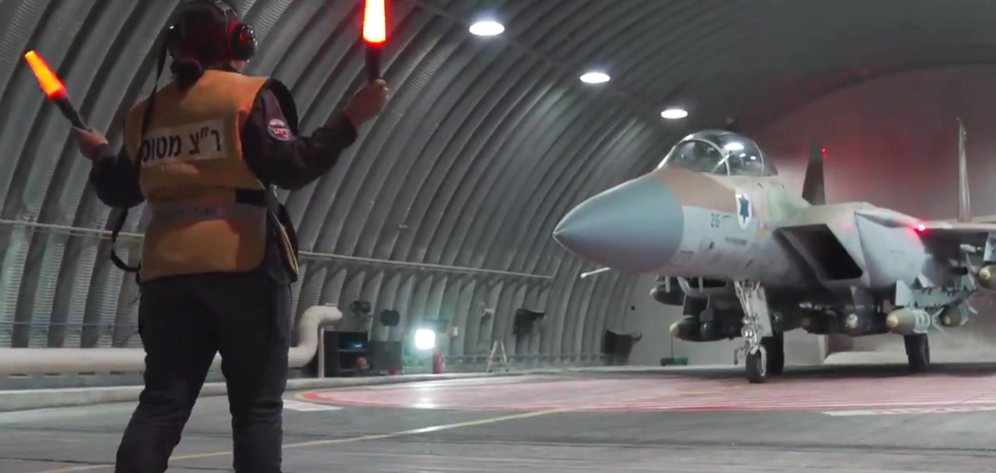 Військовий літак Ізраїлю