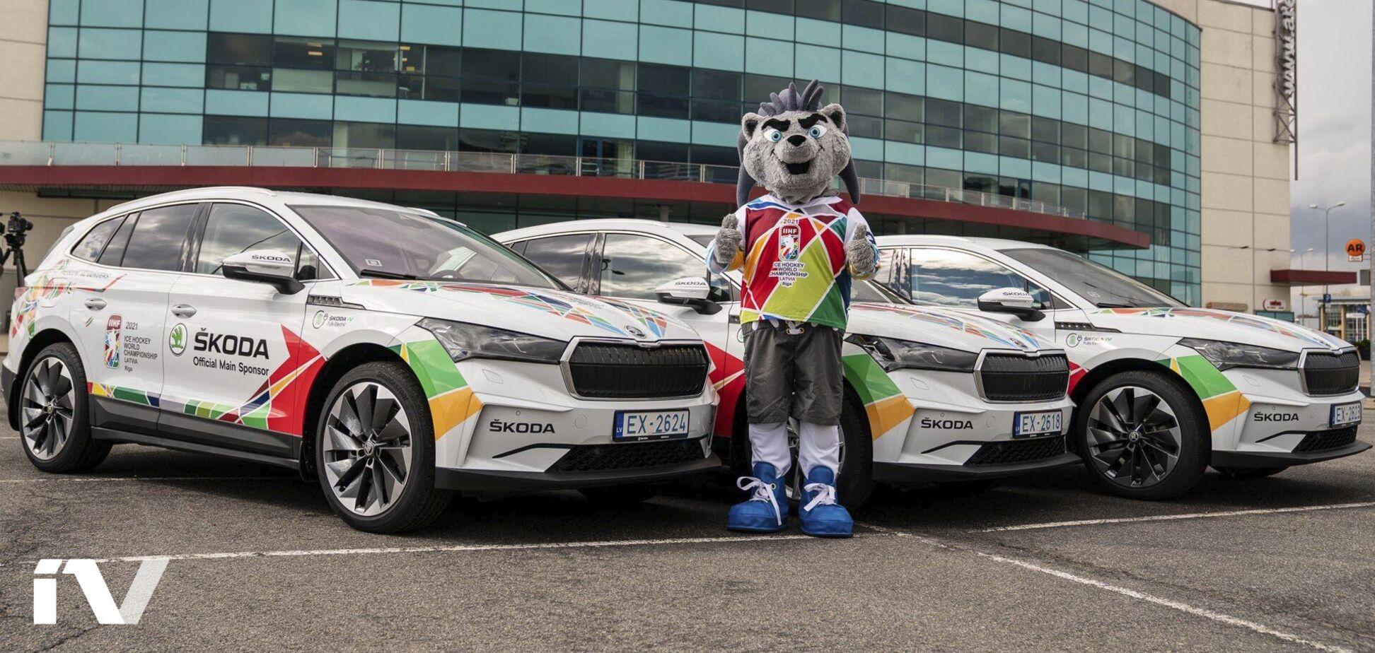 Skoda стане генеральним спонсором Чемпіонату світу з хокею