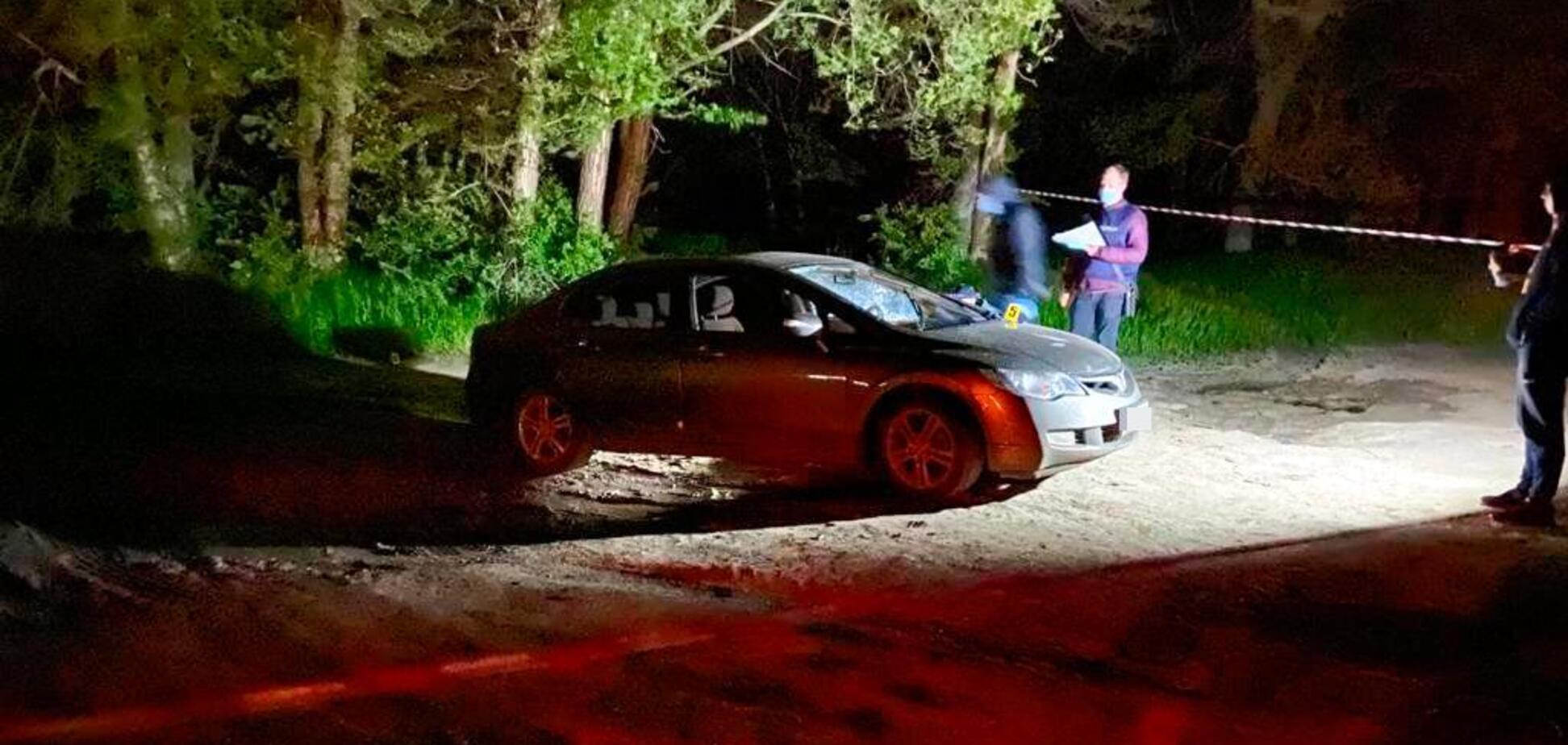 На Миколаївщині трапилася стрілянина: поліція ввела спецоперацію. Фото