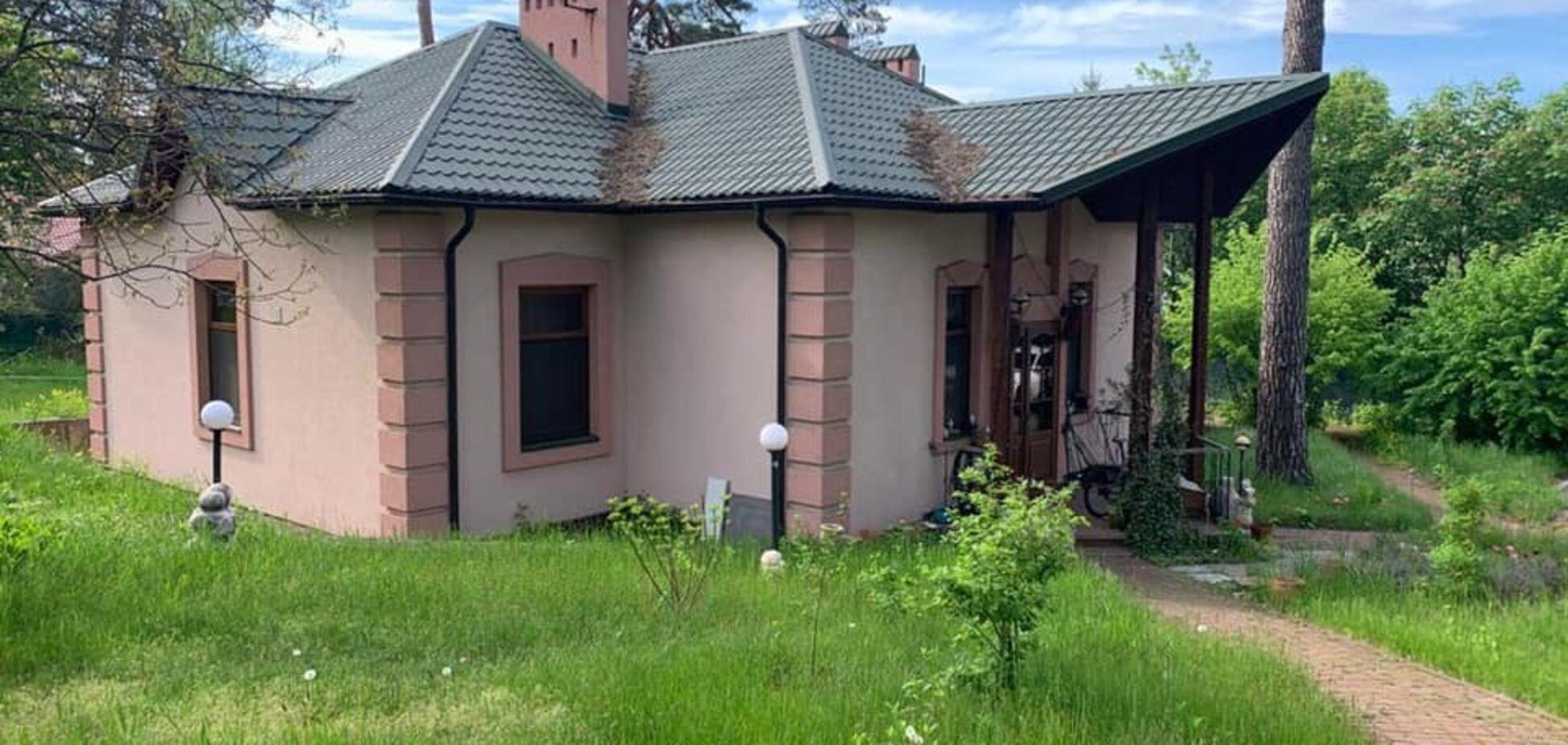 Дом Геннадия Зубко