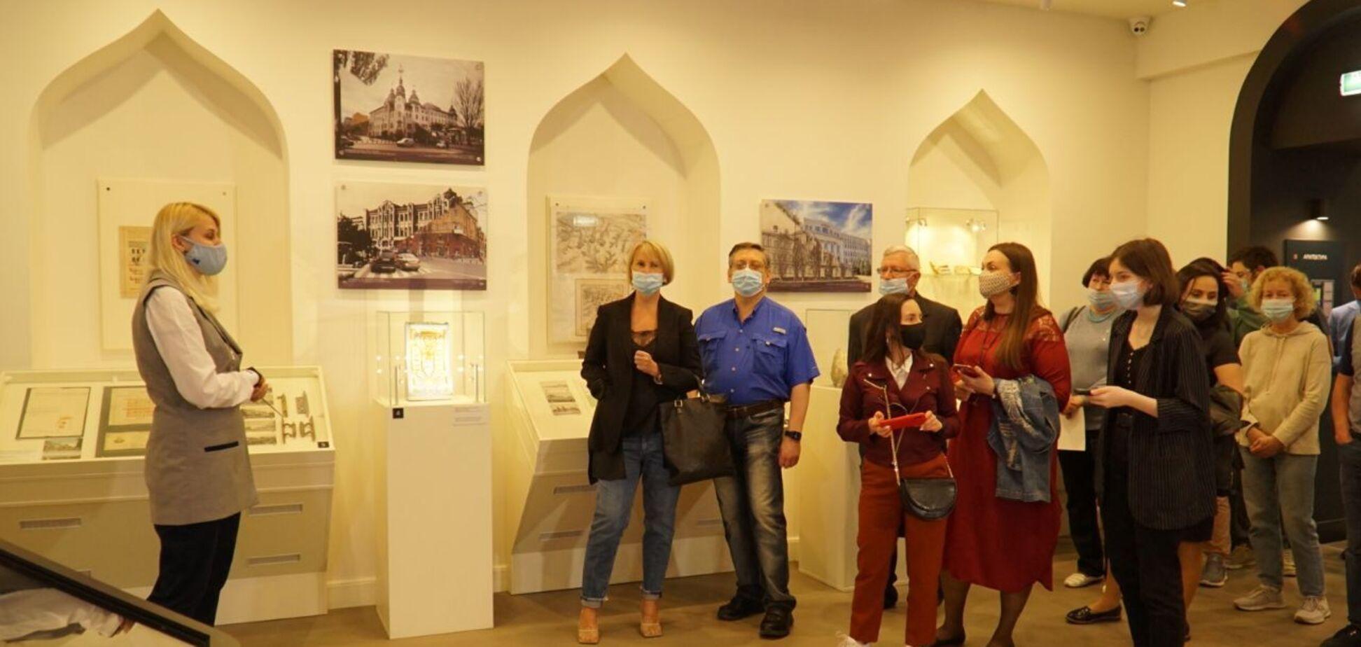 З 15 травня в Дніпрі запрацював Музей історії.