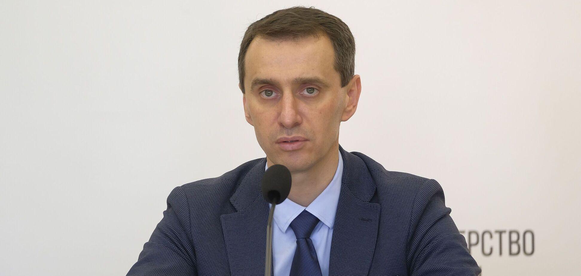 Ляшко впервые прокомментировал возможное назначение главой Минздрава