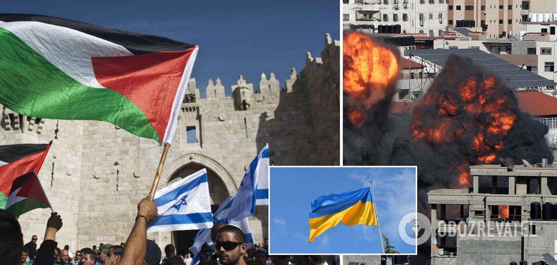 Українці попросили про термінову евакуацію з сектора Газа через загострення конфлікту – ЗМІ