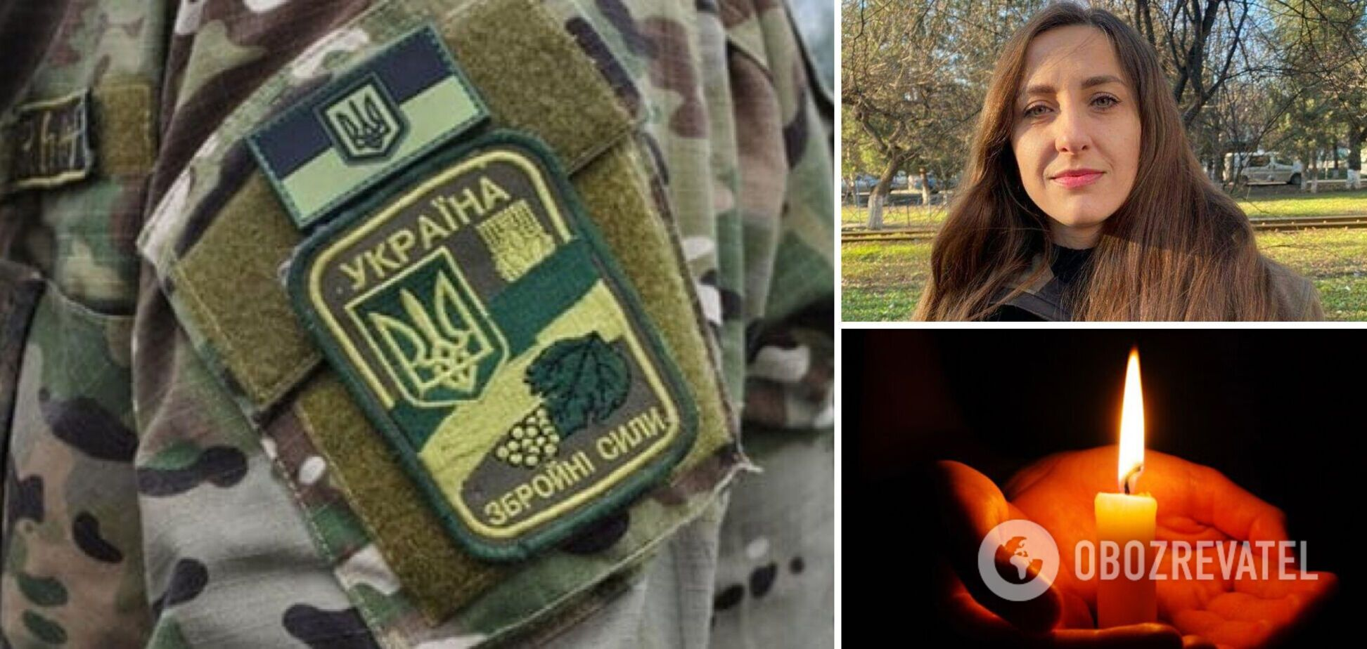 В Киеве после борьбы с болезнью умерла разведчица-снайпер, воевавшая на Донбассе