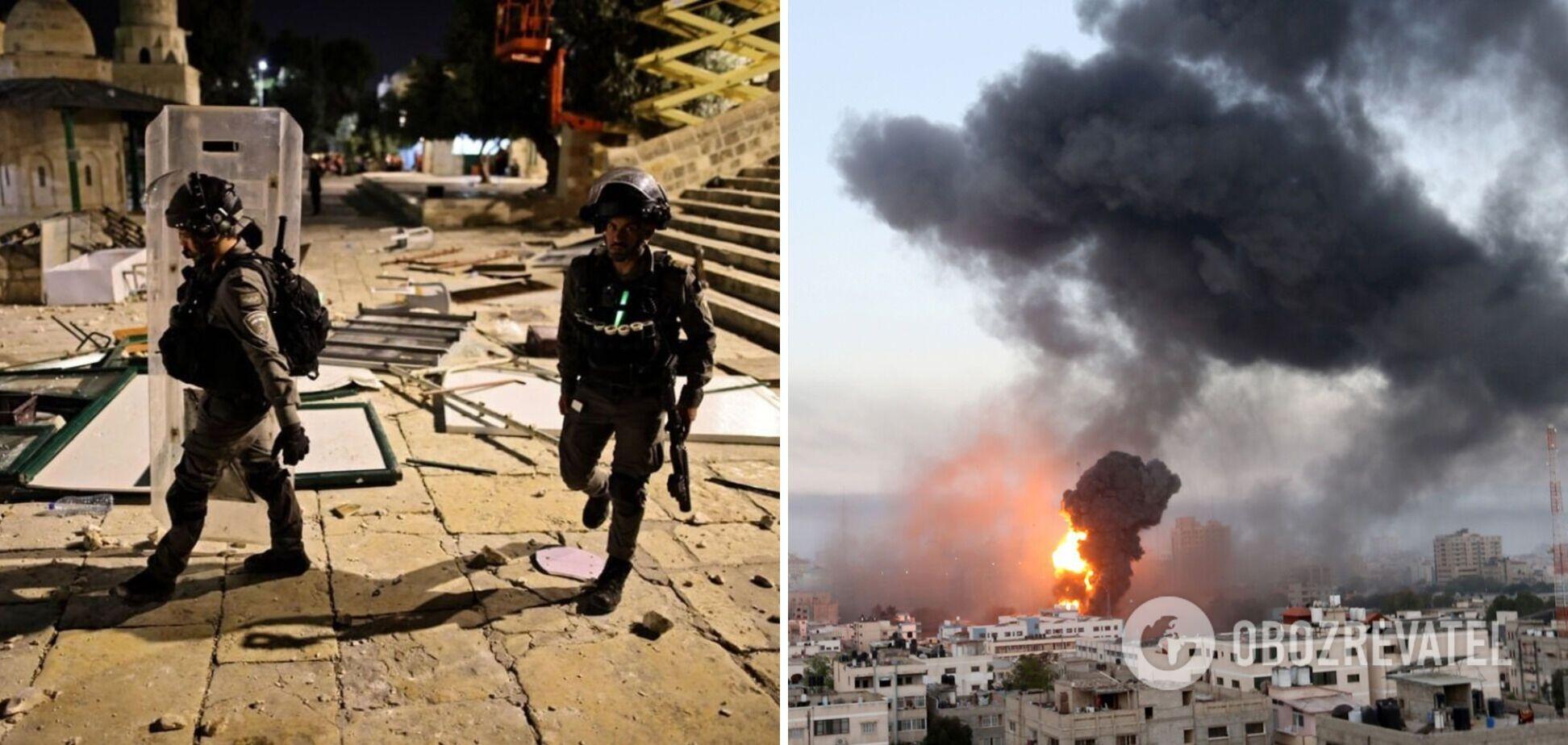 Израильтяне готовятся к наземной операции: эксперт предсказал усугубление конфликта