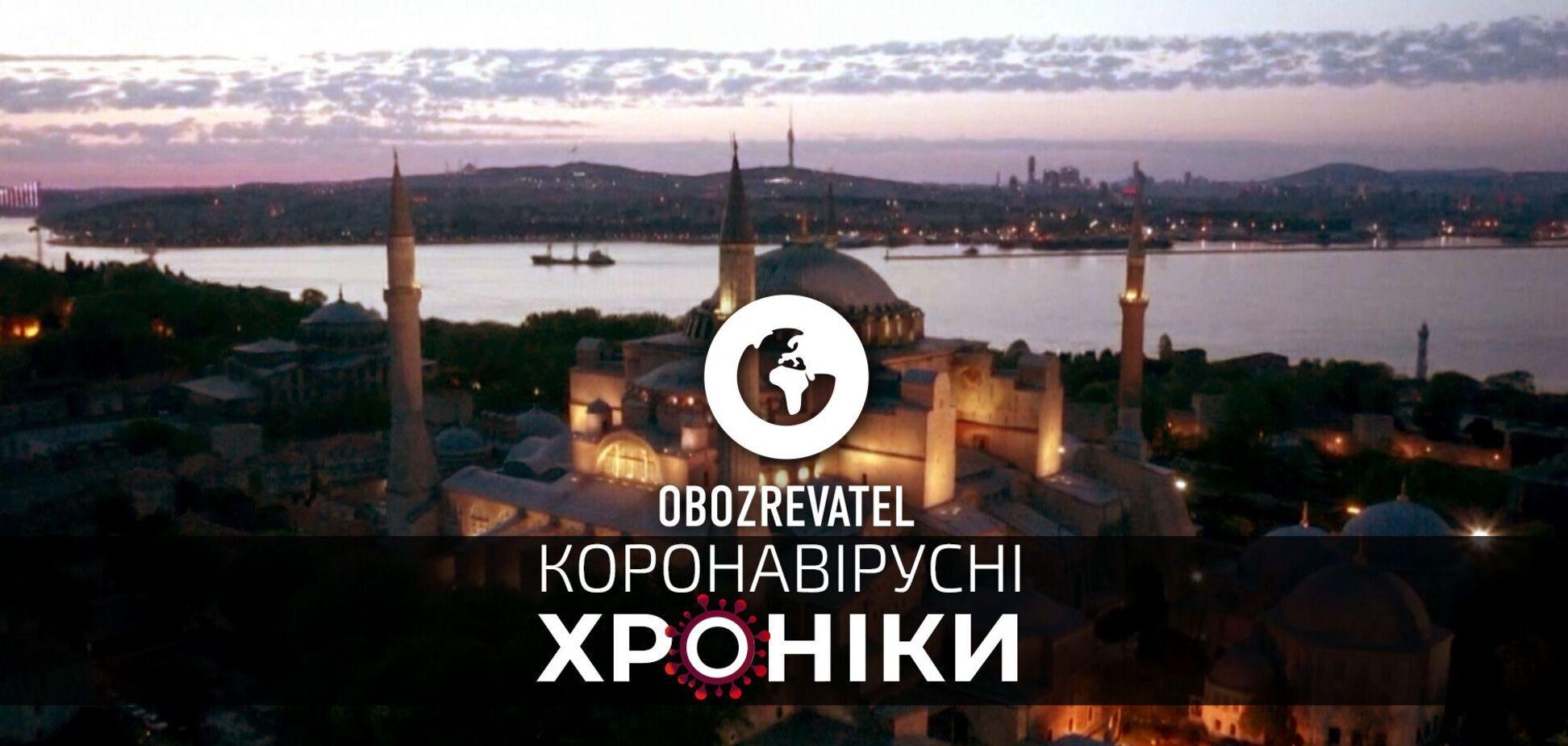 ПЛР-тест не потрібен українцям для в'їзду в Туреччину, а очільник ВООЗ отримав свій укол проти 'COVID-19' і закликав усіх вакцинуватися – коронавірусні хроніки