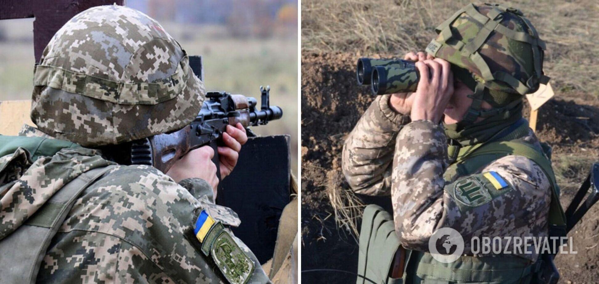 Війська РФ 11 разів обстріляли українські позиції, ЗСУ відповіли