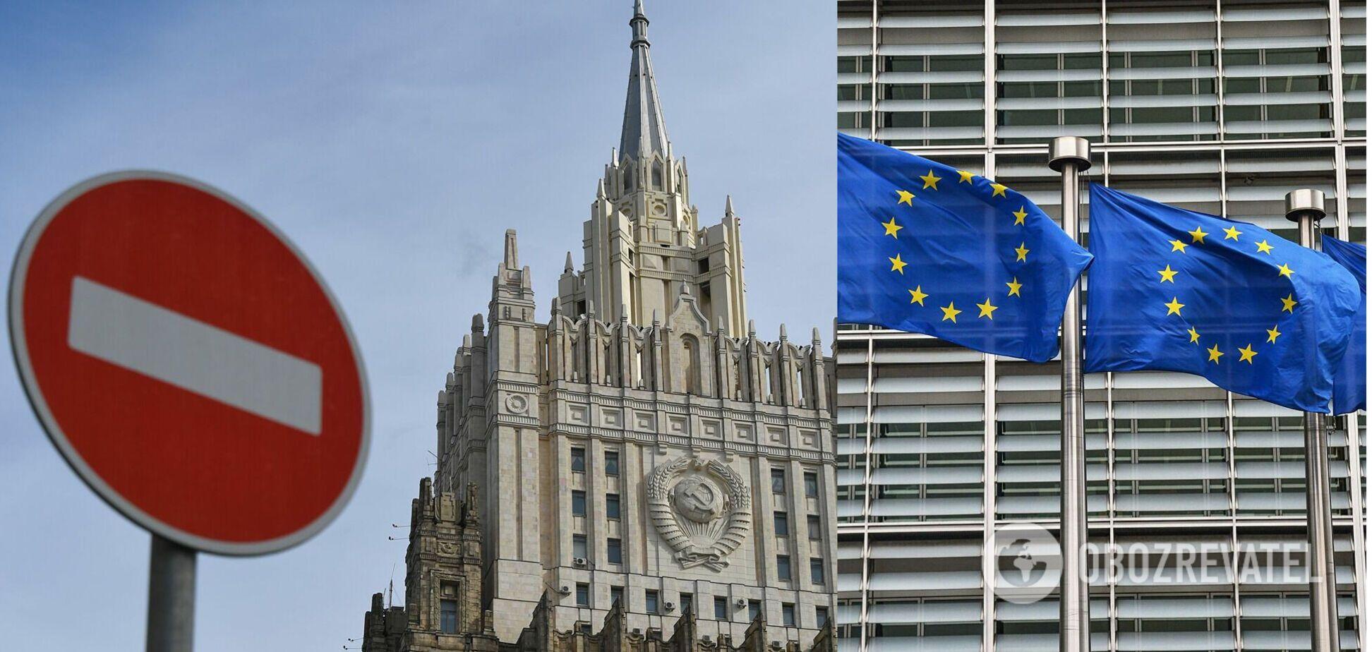 Европейский Союз осудил российский список недружественных стран