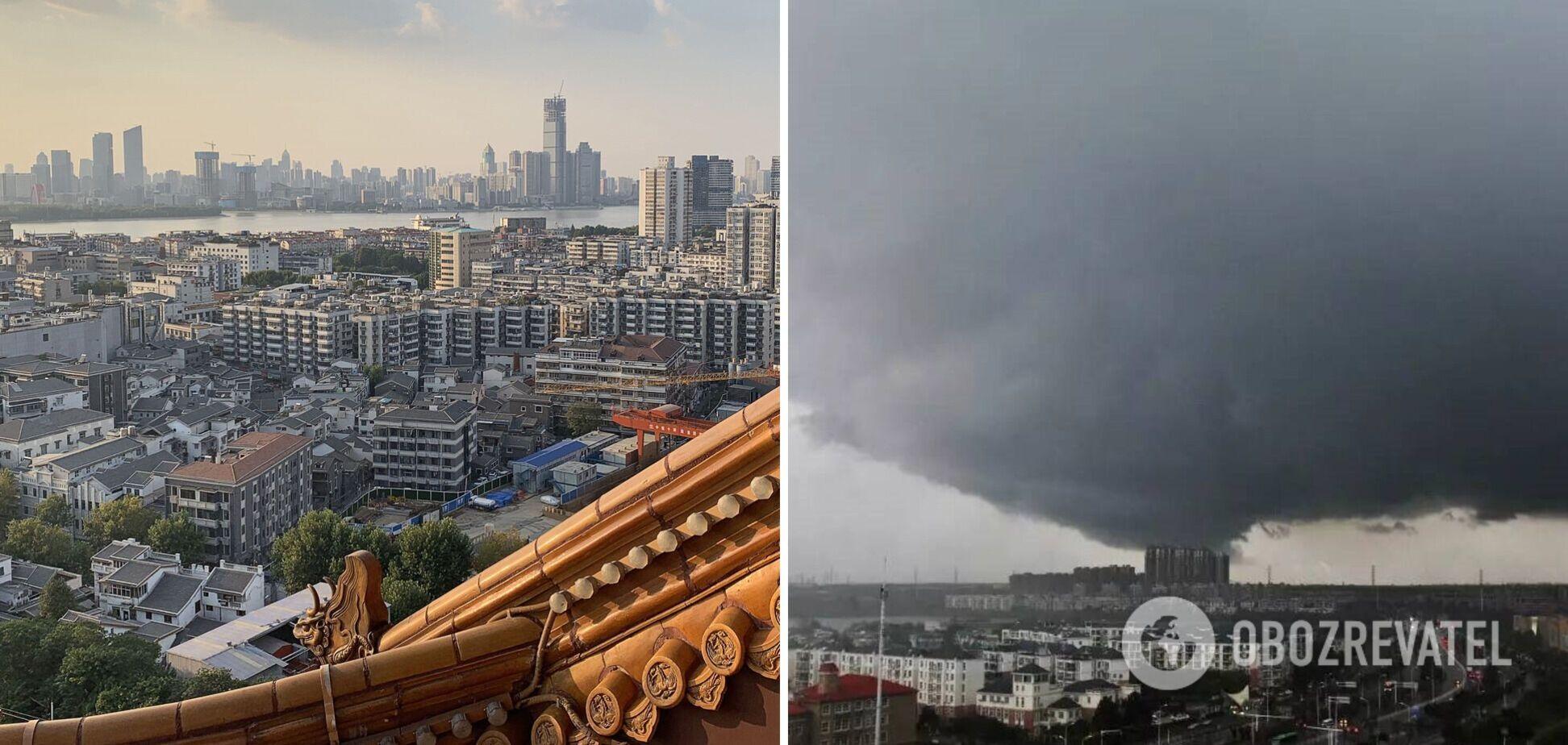 Ухань накрив потужний торнадо: є загиблі та постраждалі. Фото і відео