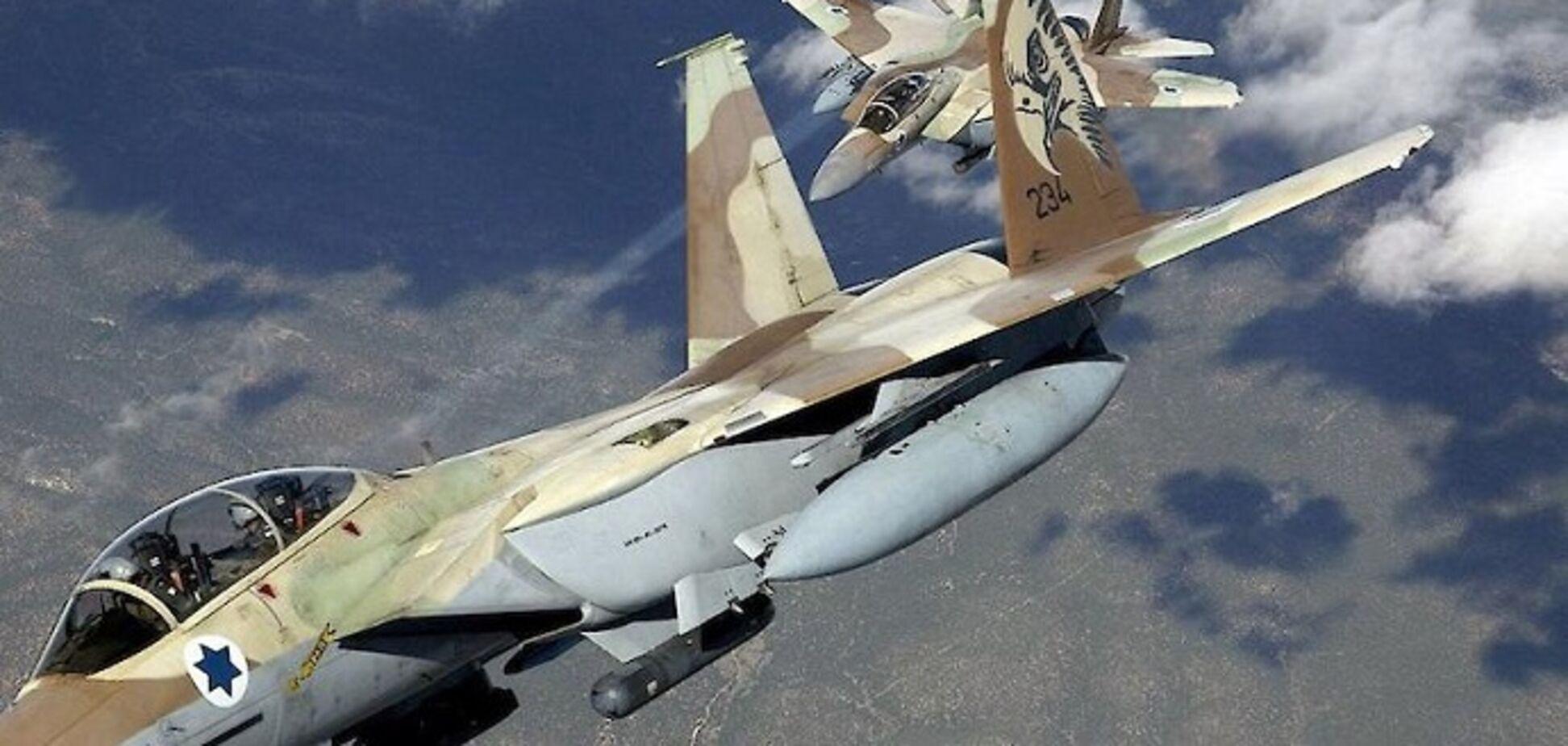Израиль разбомбил дом одного из командиров ХАМАС