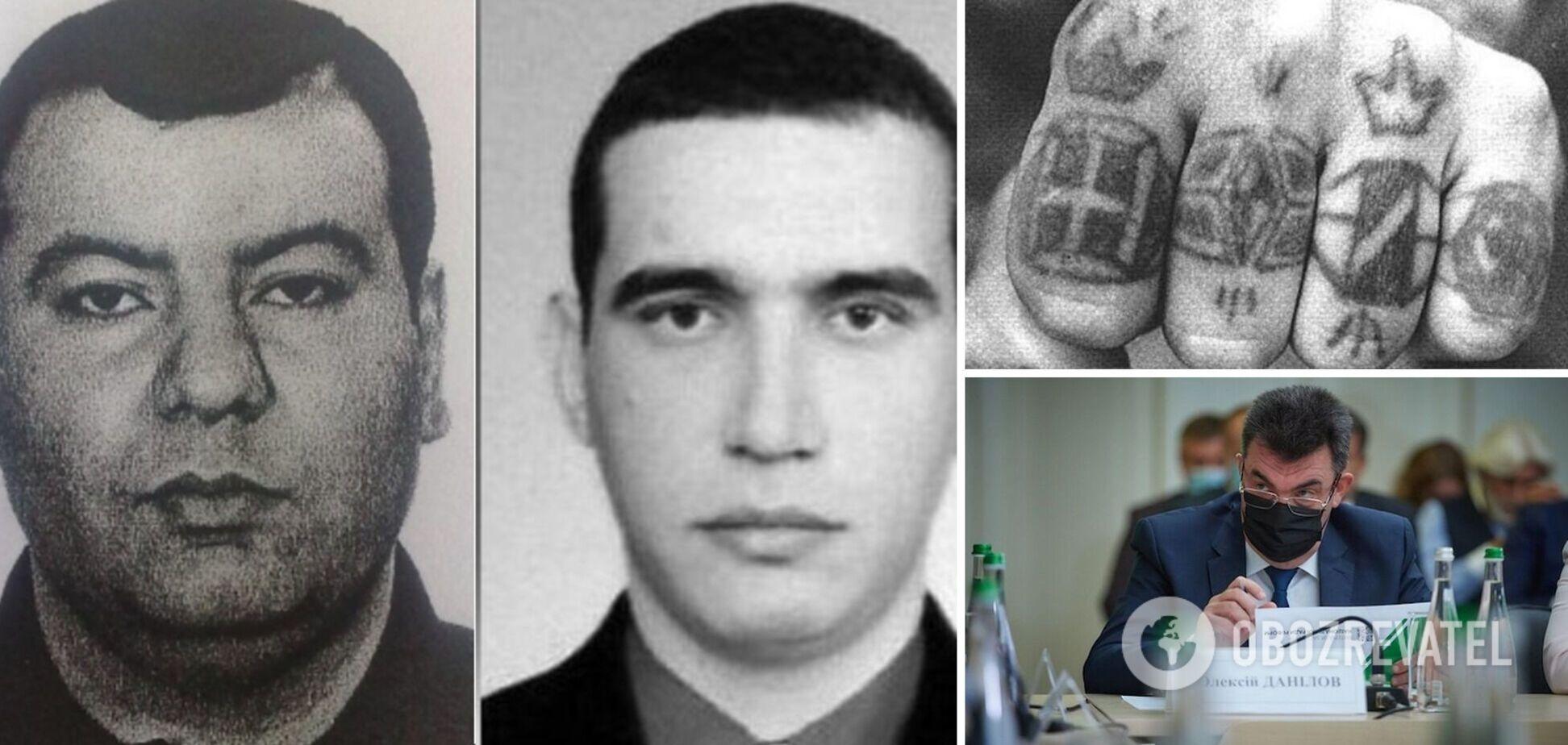 Стали известны имена 44 воров в законе, на которых СНБО наложила санкции