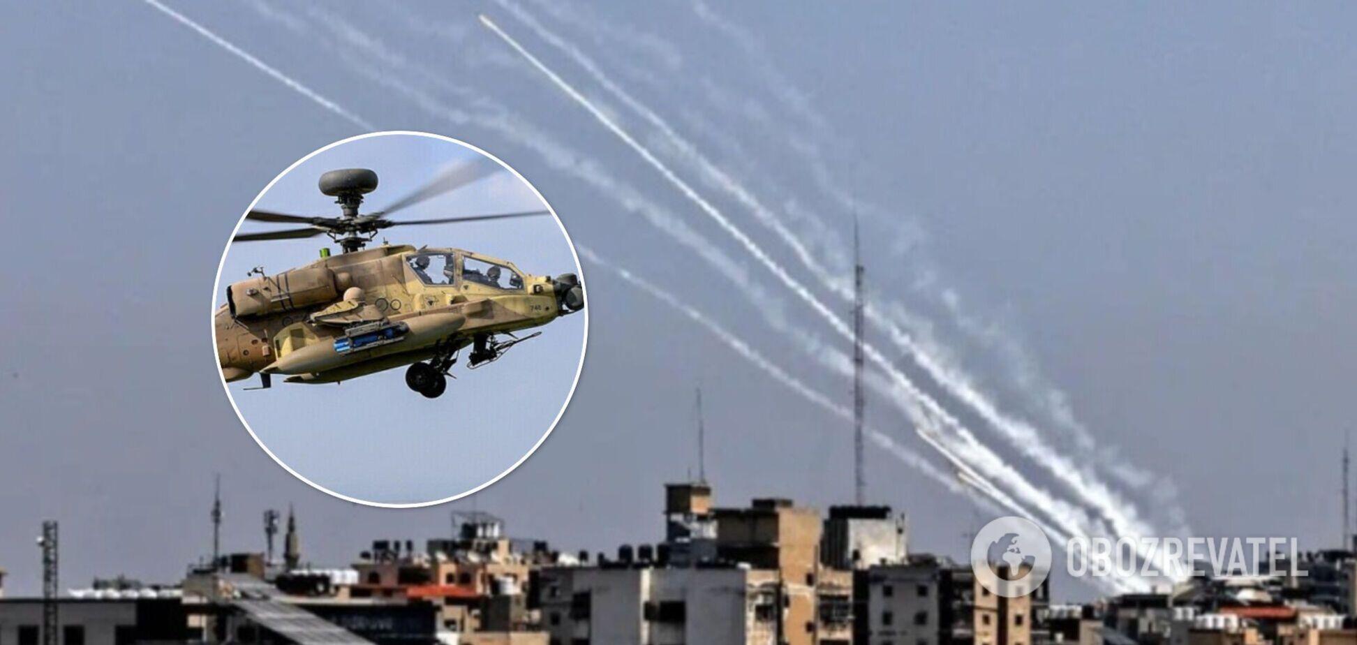 Ізраїль не здійснив обстріл об'єктів, де є діти