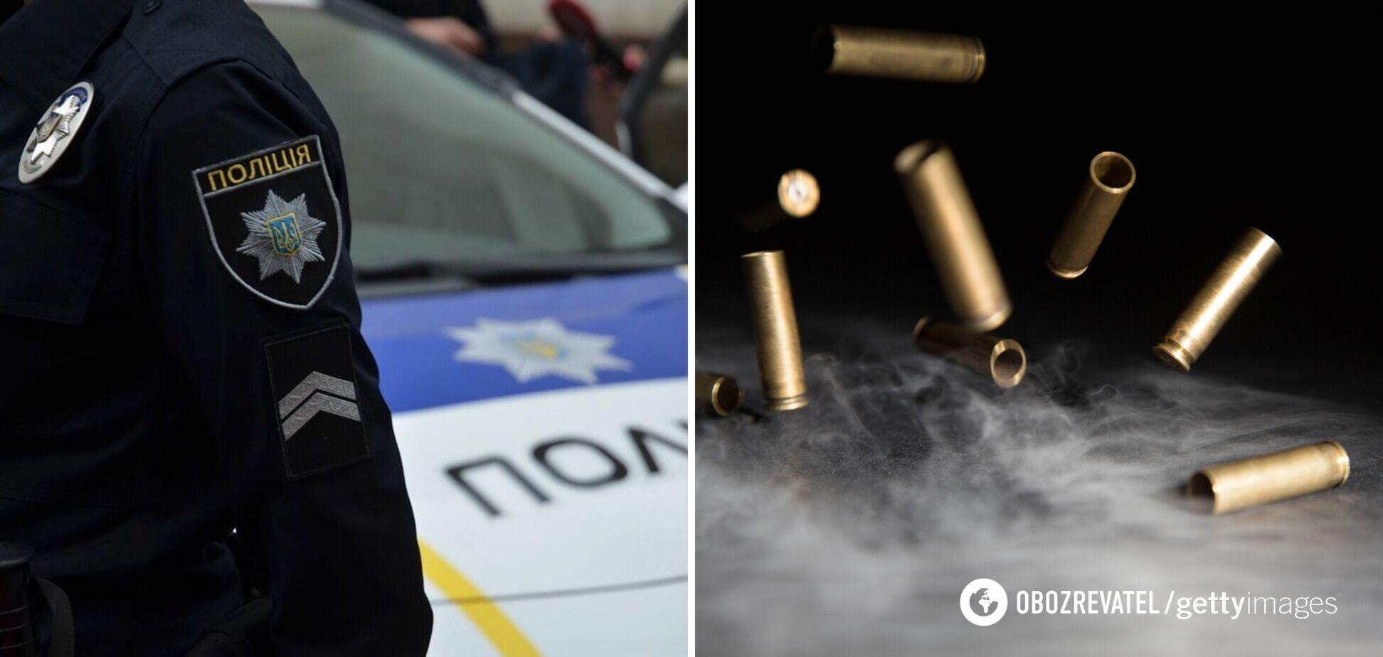 У Чернігові поліцейські застрелили чоловіка