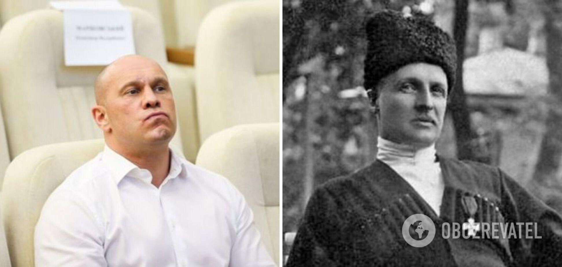 Кива сравнил себя со Скоропадским и заговорил о русской культуре в Украине