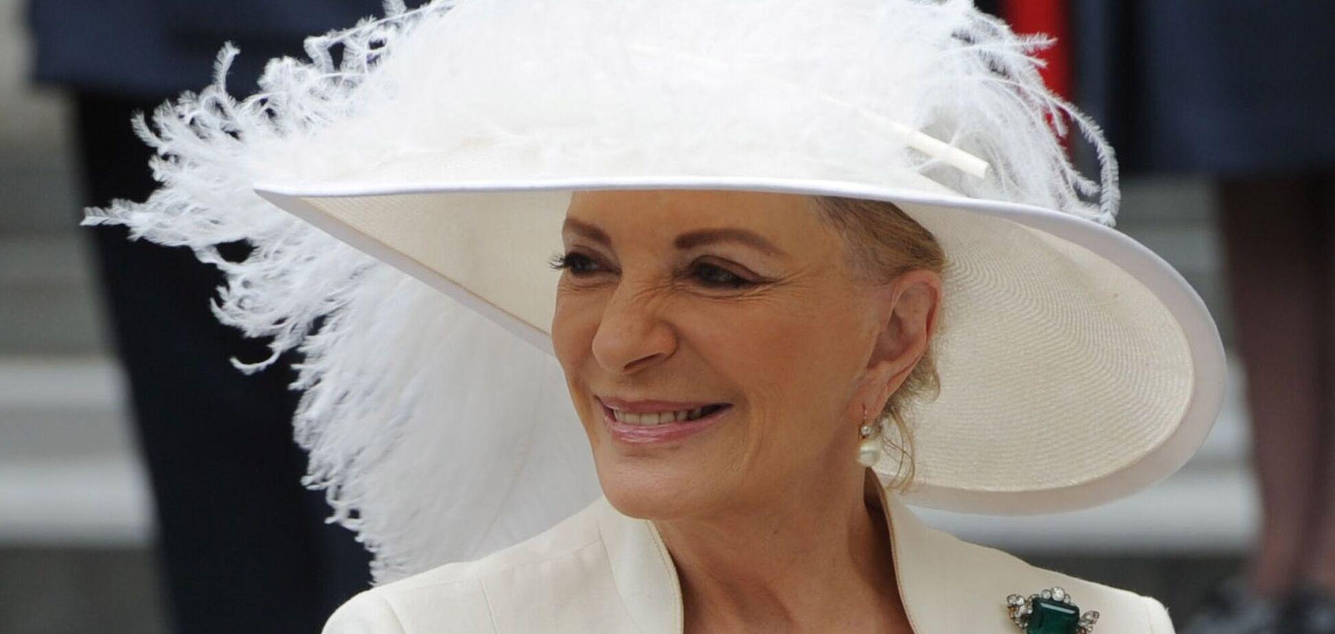 У принцеси Кентської Марії Христини фон Рейбніц виявили тромбоз