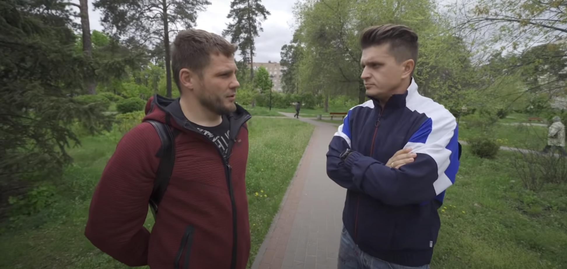 Денис Беринчик і Анатолій Анатолійович