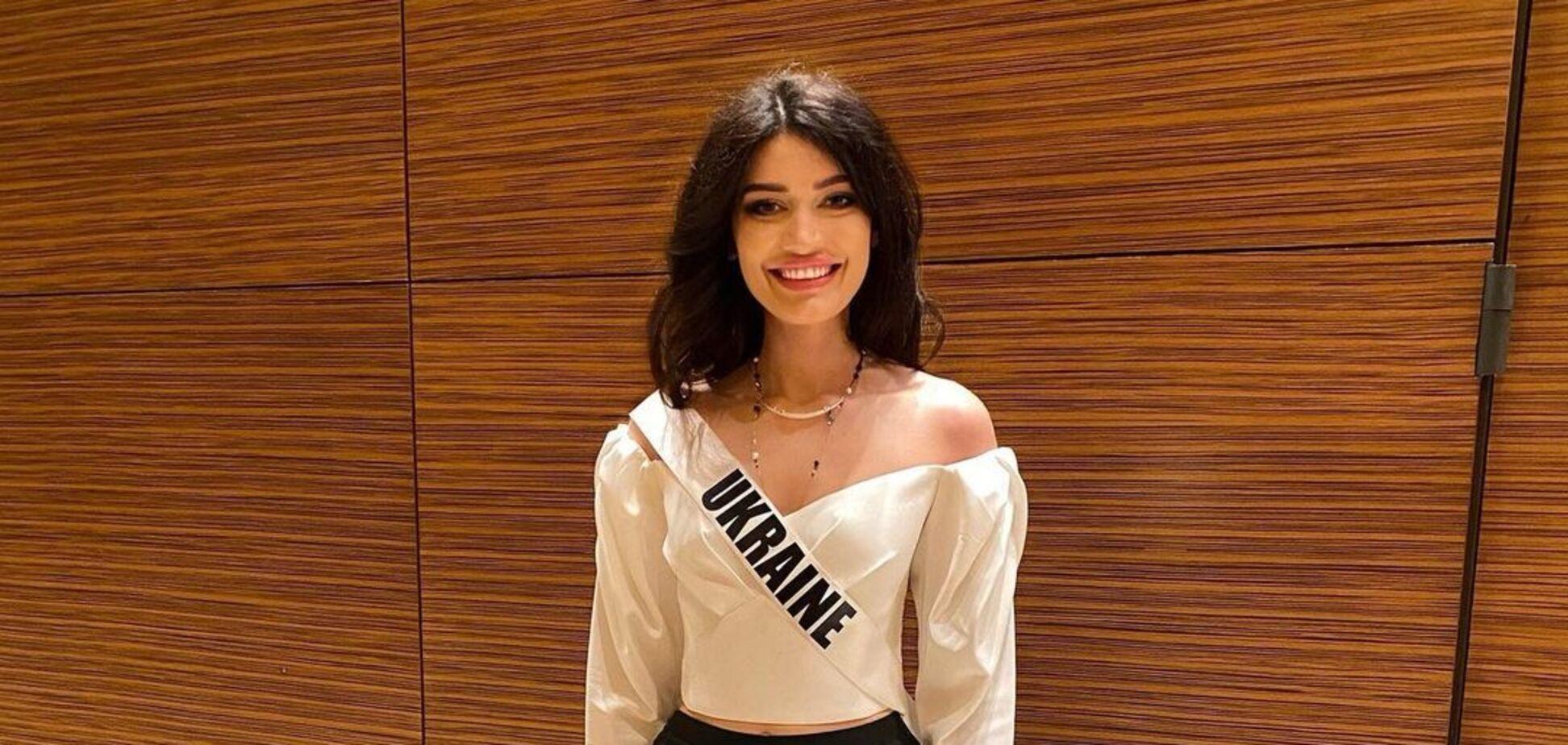 Ястремська прокоментувала програш в конкурсі «Міс Всесвіт 2021»