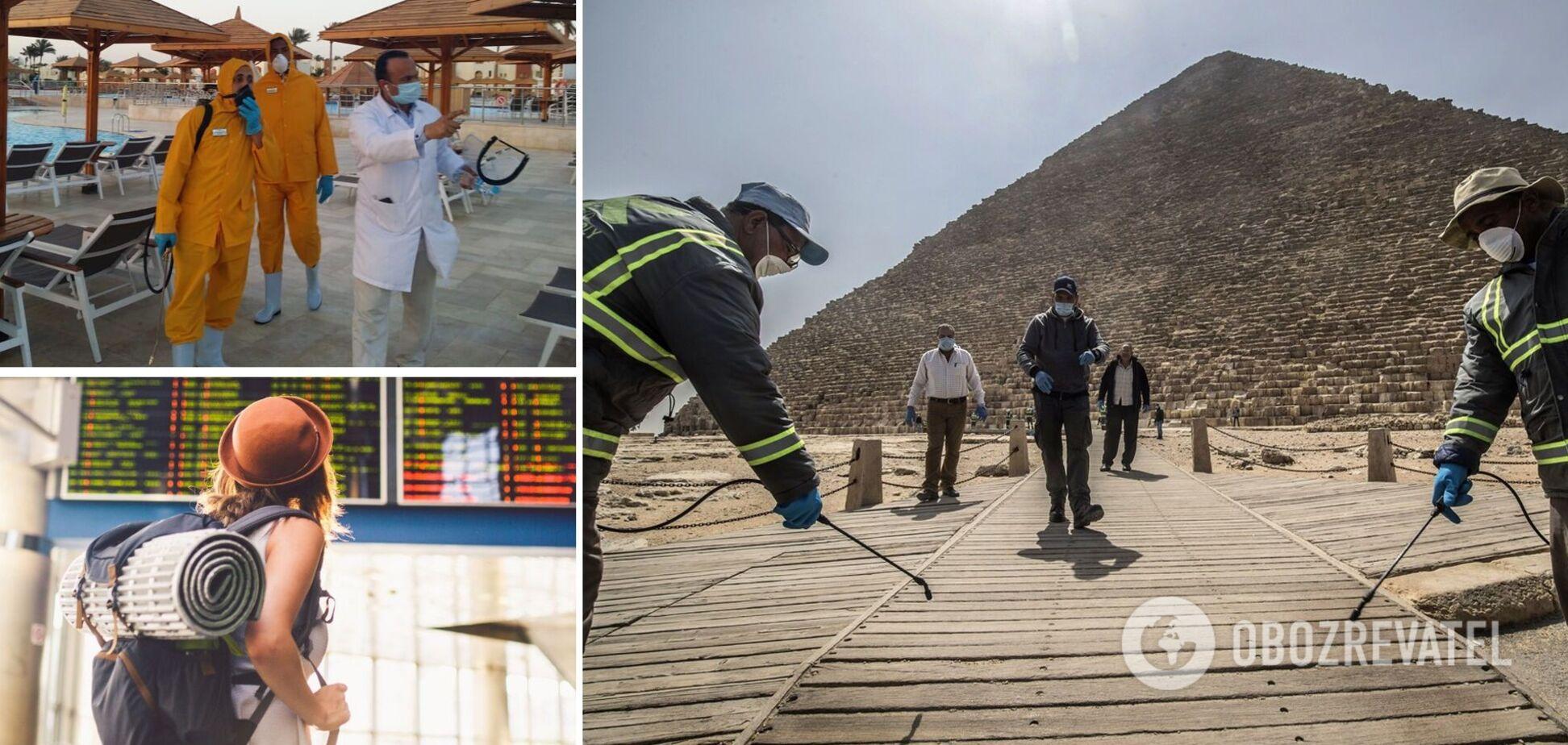 Карантин у Єгипті майже ніяк не вплине на відпочинок туристів