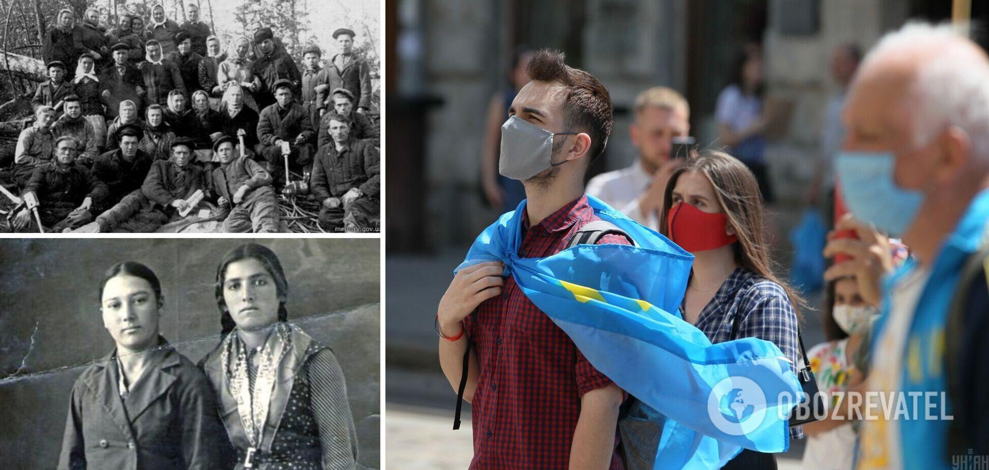 День депортації кримських татар