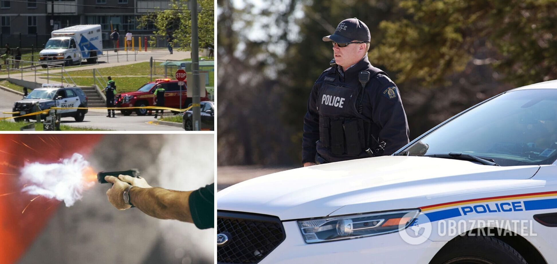 У Торонто невідомі відкрили стрілянину біля ЖК: один загиблий і троє поранених