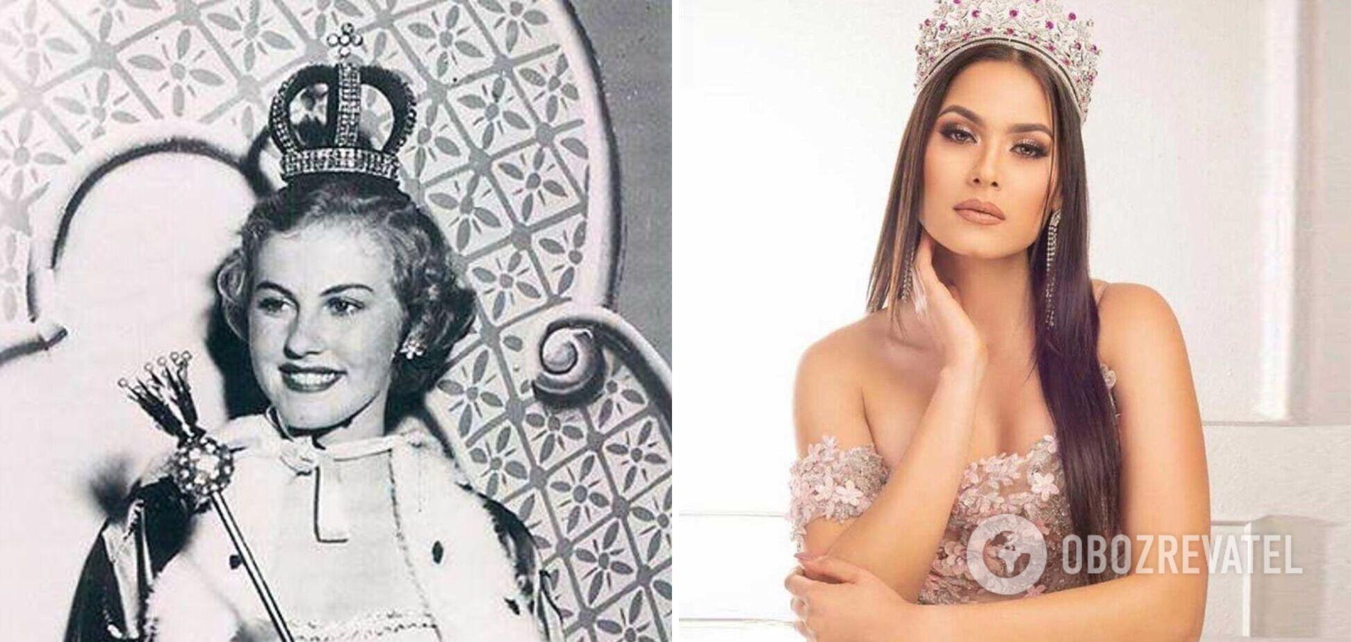 Як змінювалися стандарти краси на конкурсі 'Міс Всесвіт'