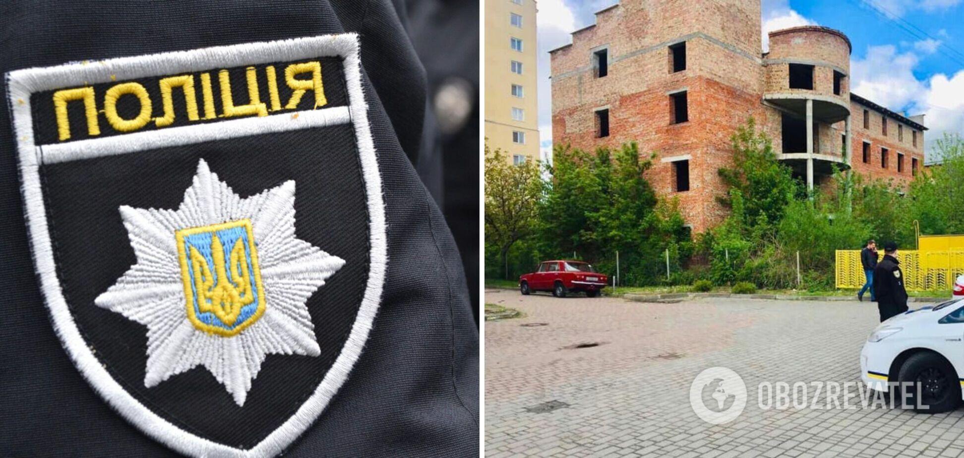 В Івано-Франківську двох чоловіків знайшли мертвими у шахті ліфта. Фото