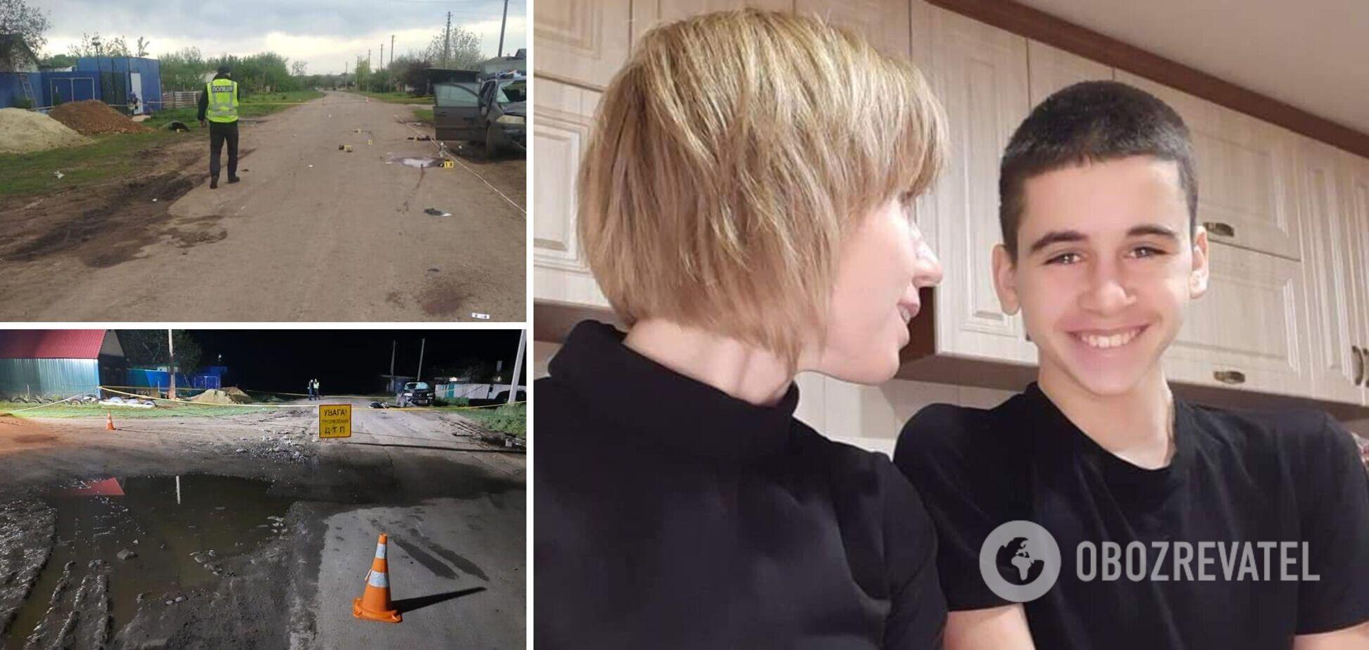 Влетів у чотирьох дітей, був дуже п'яний: нові подробиці смертельної ДТП на Луганщині
