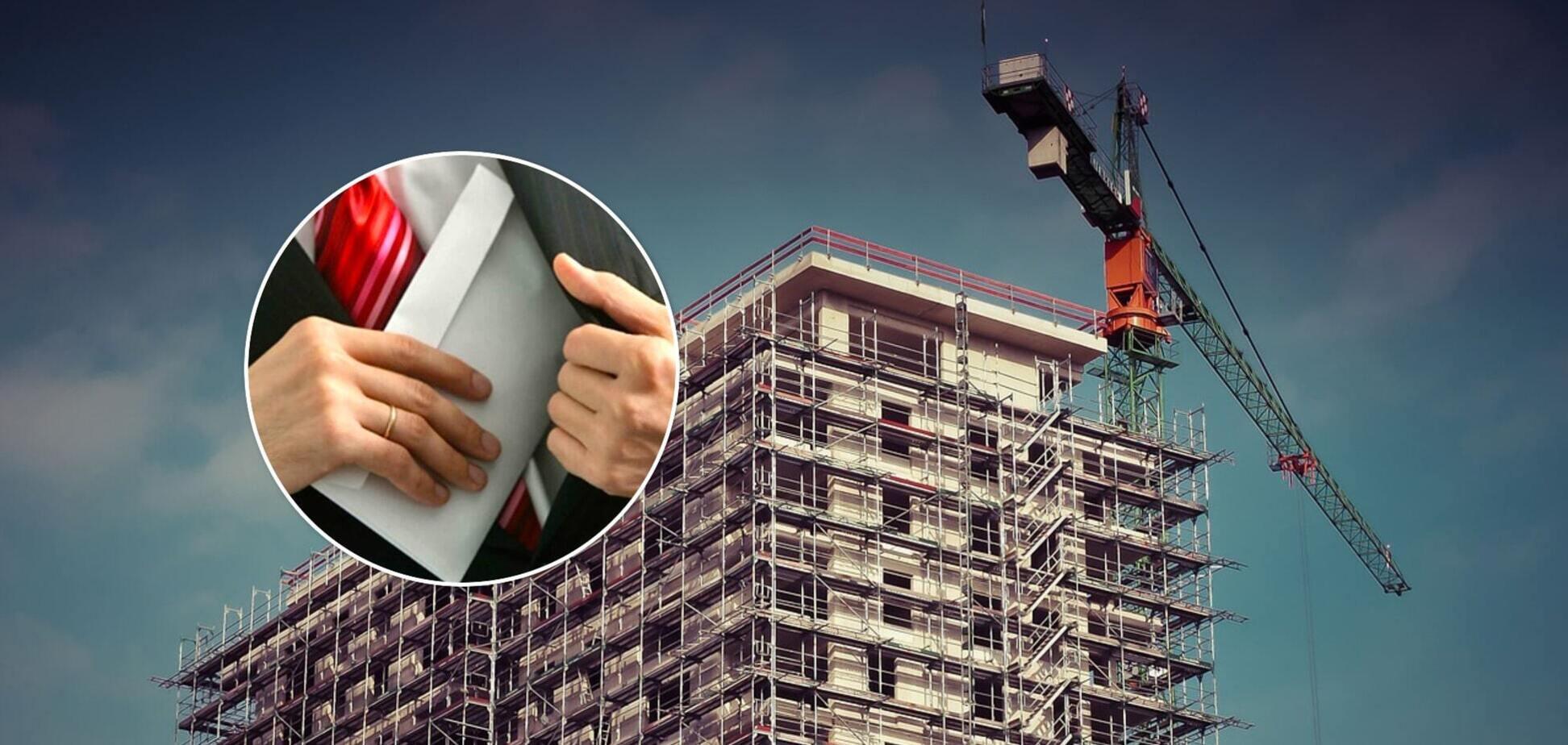 Годовой объем взяток в строительстве достигал 3 млрд гривен – Минцифры