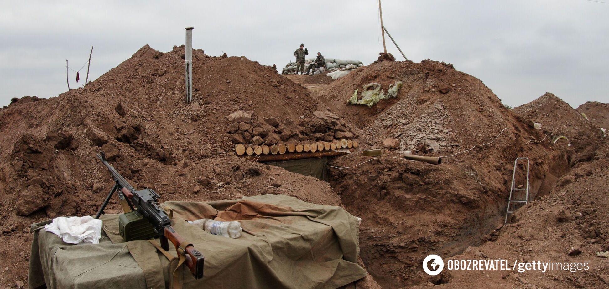 Окупанти обстріляли ЗСУ з вогнеметів і гранатометів – штаб ООС