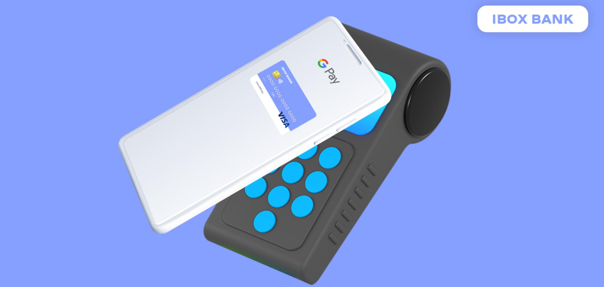 IBOX Bank запустил платежи с Google Pay для держателей карт Visa