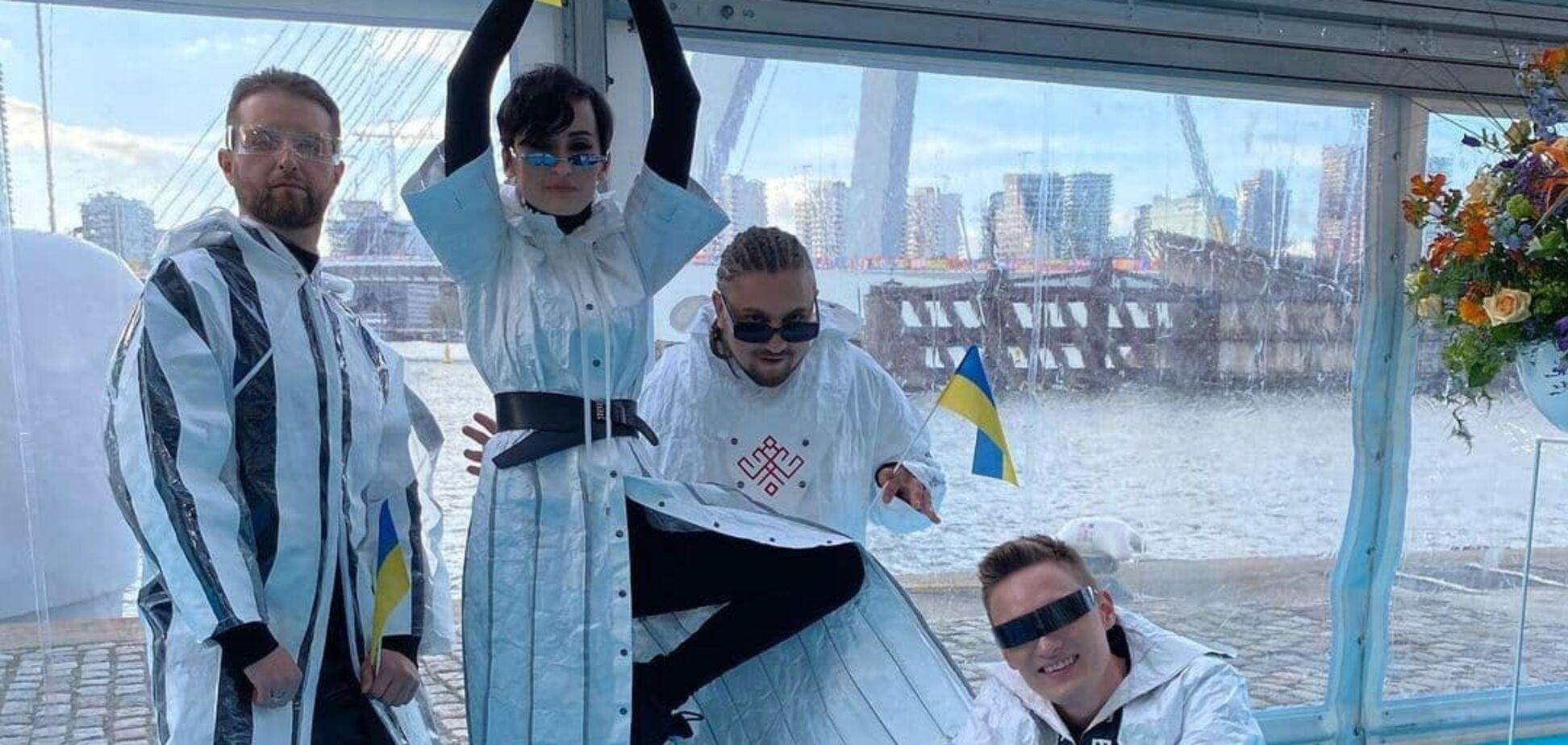 Група Go-A провела першу генеральну репетицію номера для півфіналу Євробачення-2021