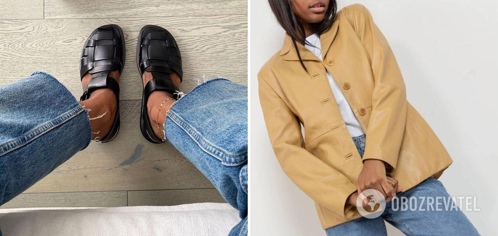 Сандалі та вінтажні піджаки назвали головною покупкою 2021 року. Фото