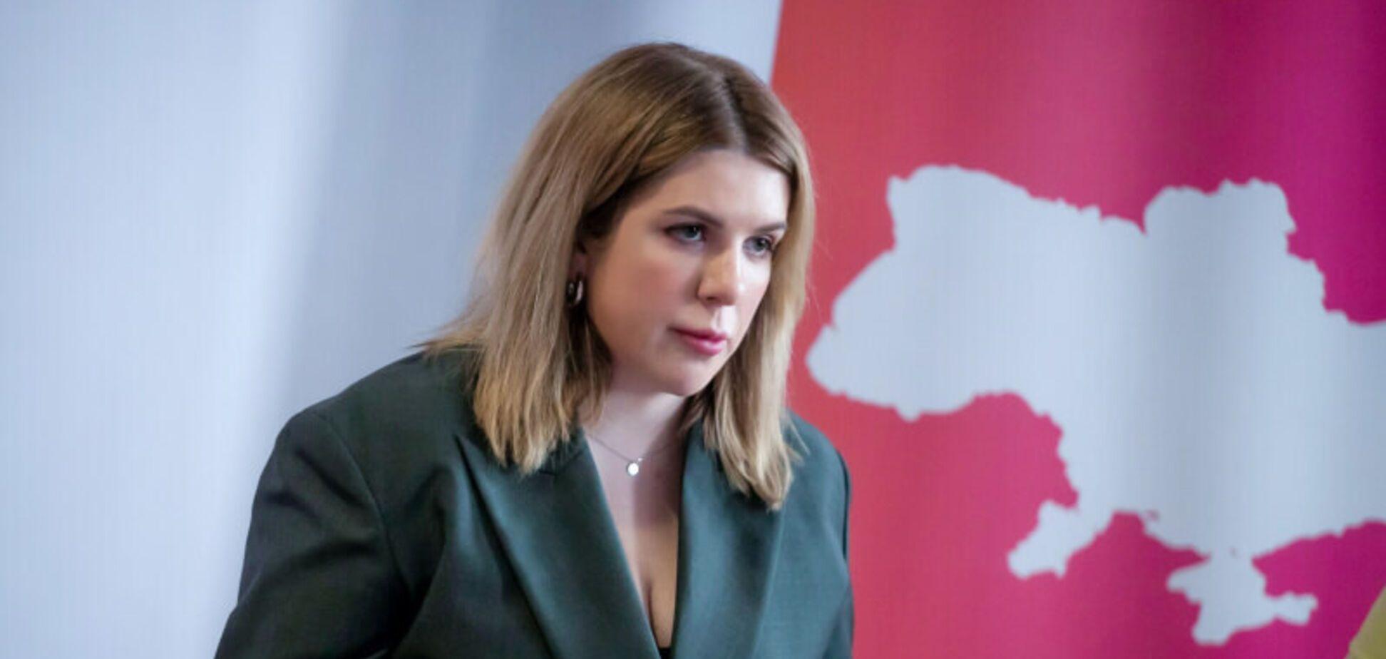 Кіра Рудик на зустрічі в Atlantic Council: 'Голос' продовжить тиснути на владу для реалізації реформ