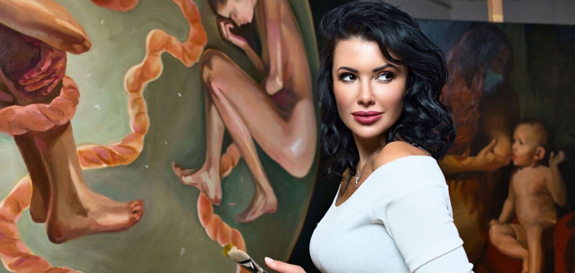 В Киеве пройдет персональная выставка Ирины Онопенко 'Искусство против насилия'