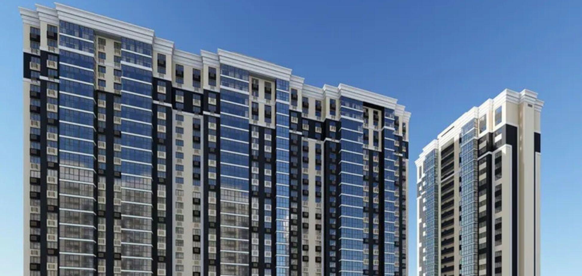 ЖК Голосеевский: манипуляции с классом подогрели цену на квартиры