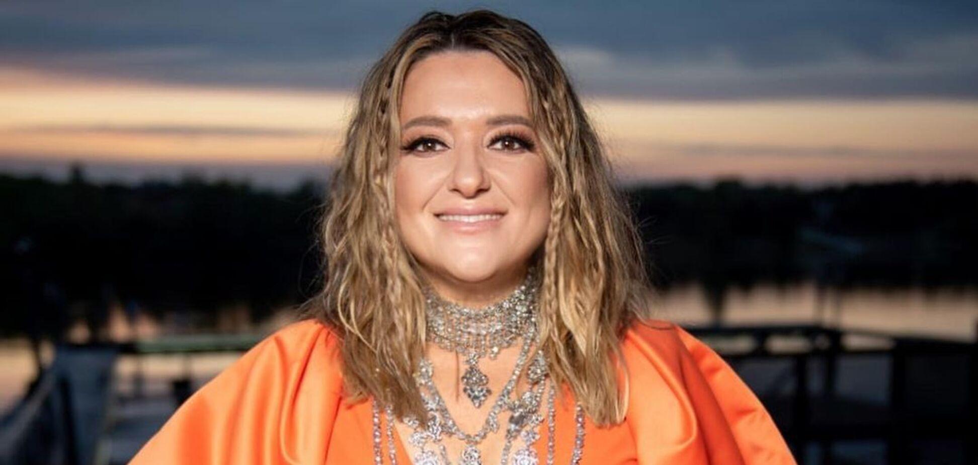 Украинская певицаНаталия Могилевская