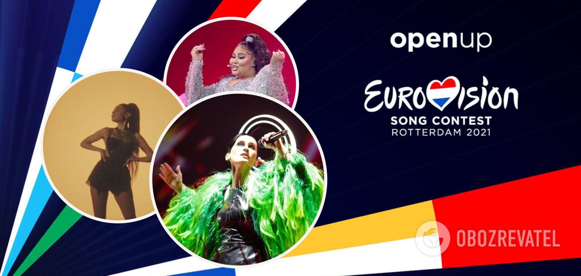 Евровидение 2021: как прошел первый полуфинала конкурса