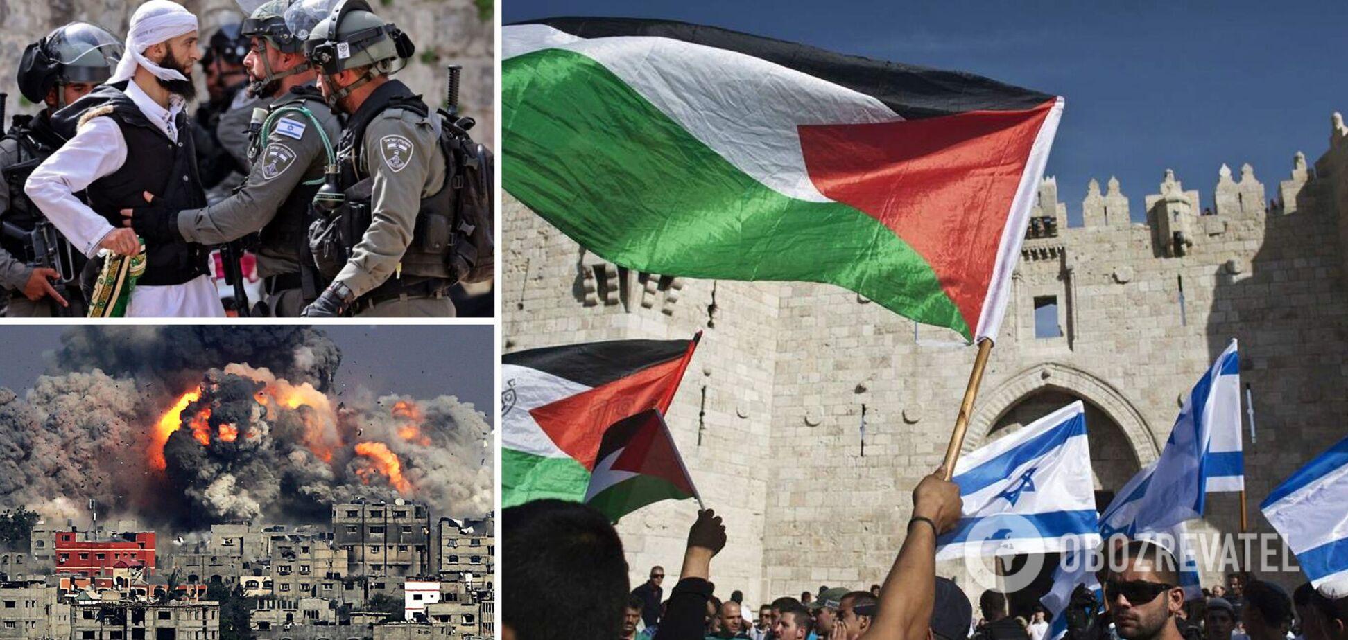 Противостояние между Израилем и ХАМАС продолжается с начала мая